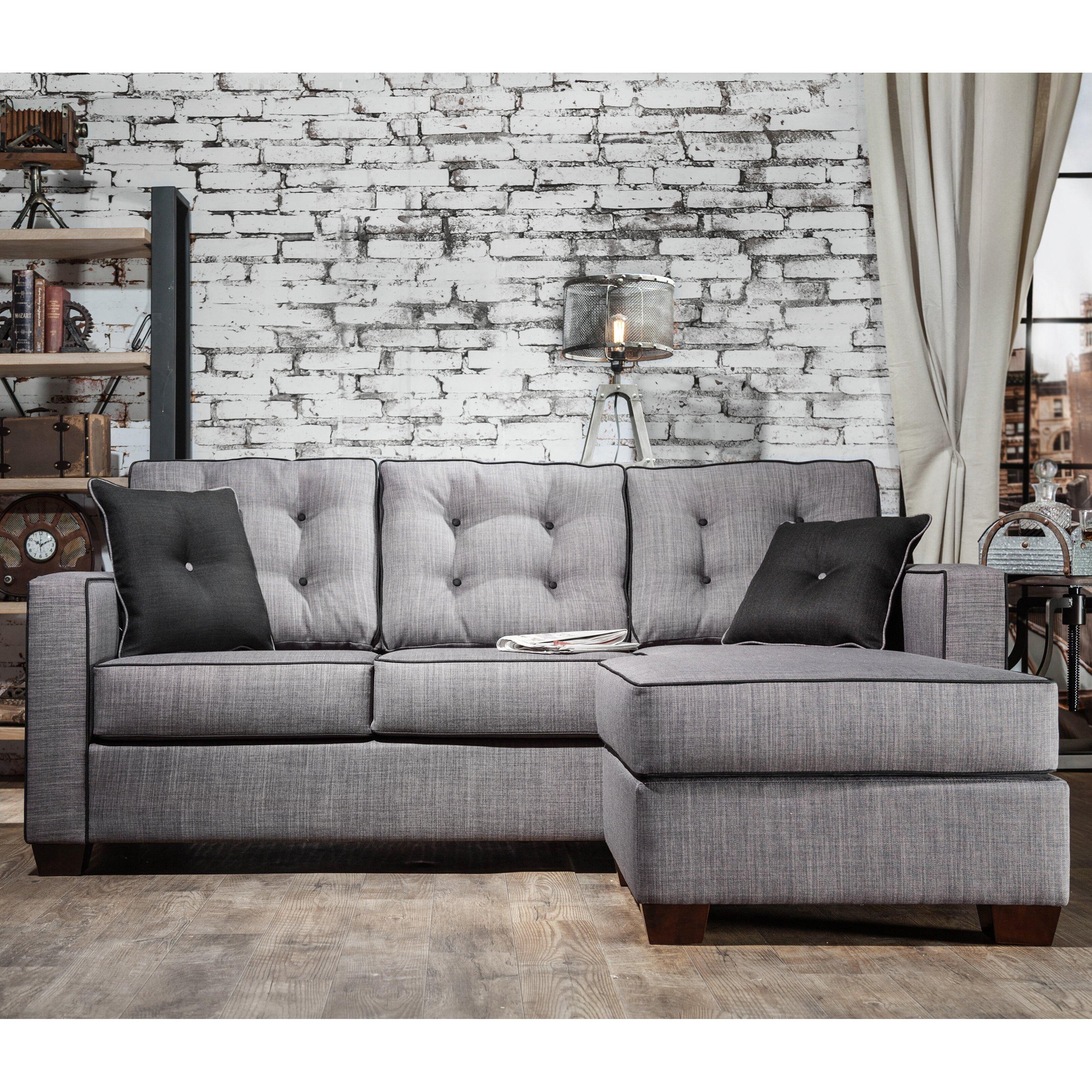 Hokku designs urban valor sectional reviews wayfair for Hokku designs living room furniture
