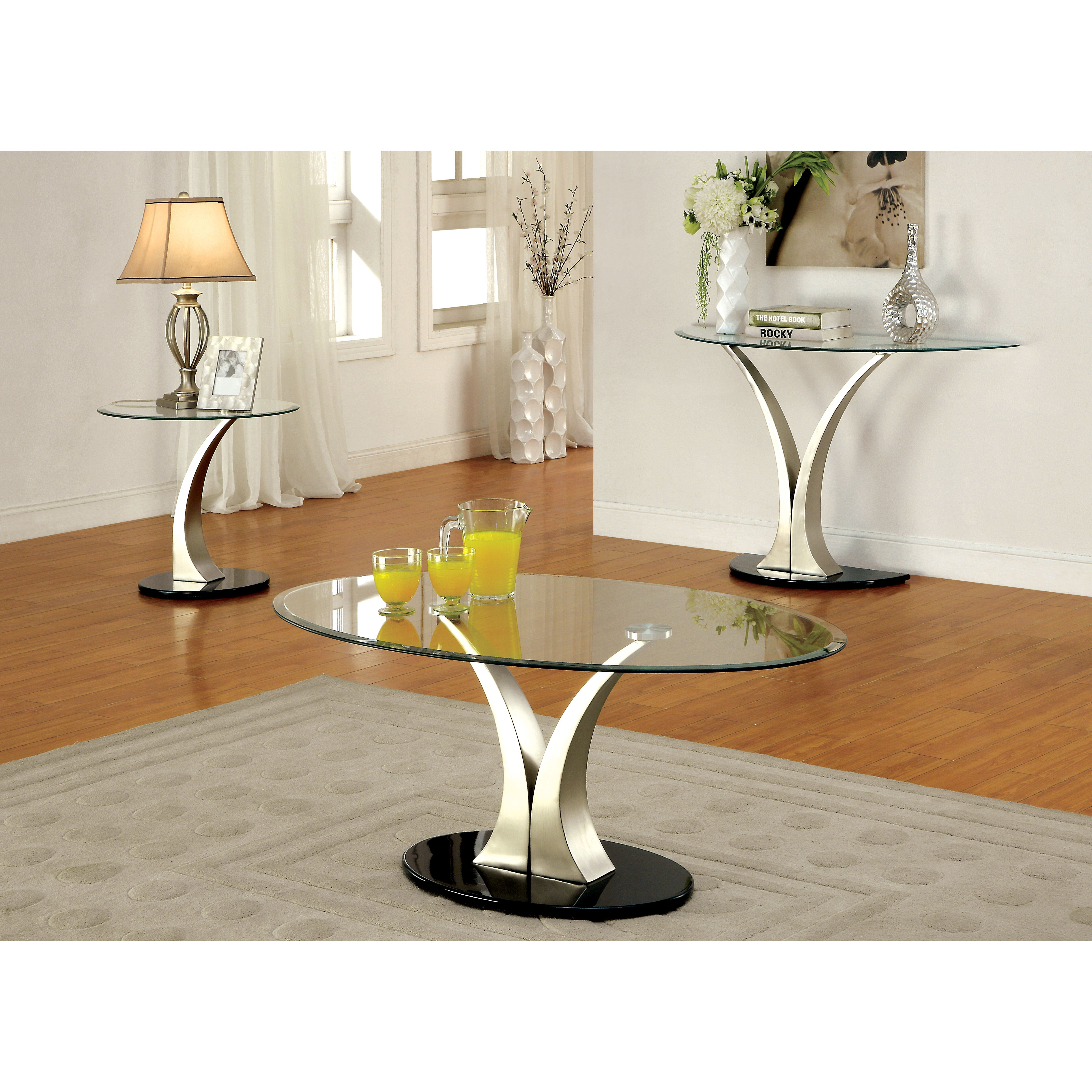 hokku designs sofia coffee table reviews wayfair. Black Bedroom Furniture Sets. Home Design Ideas
