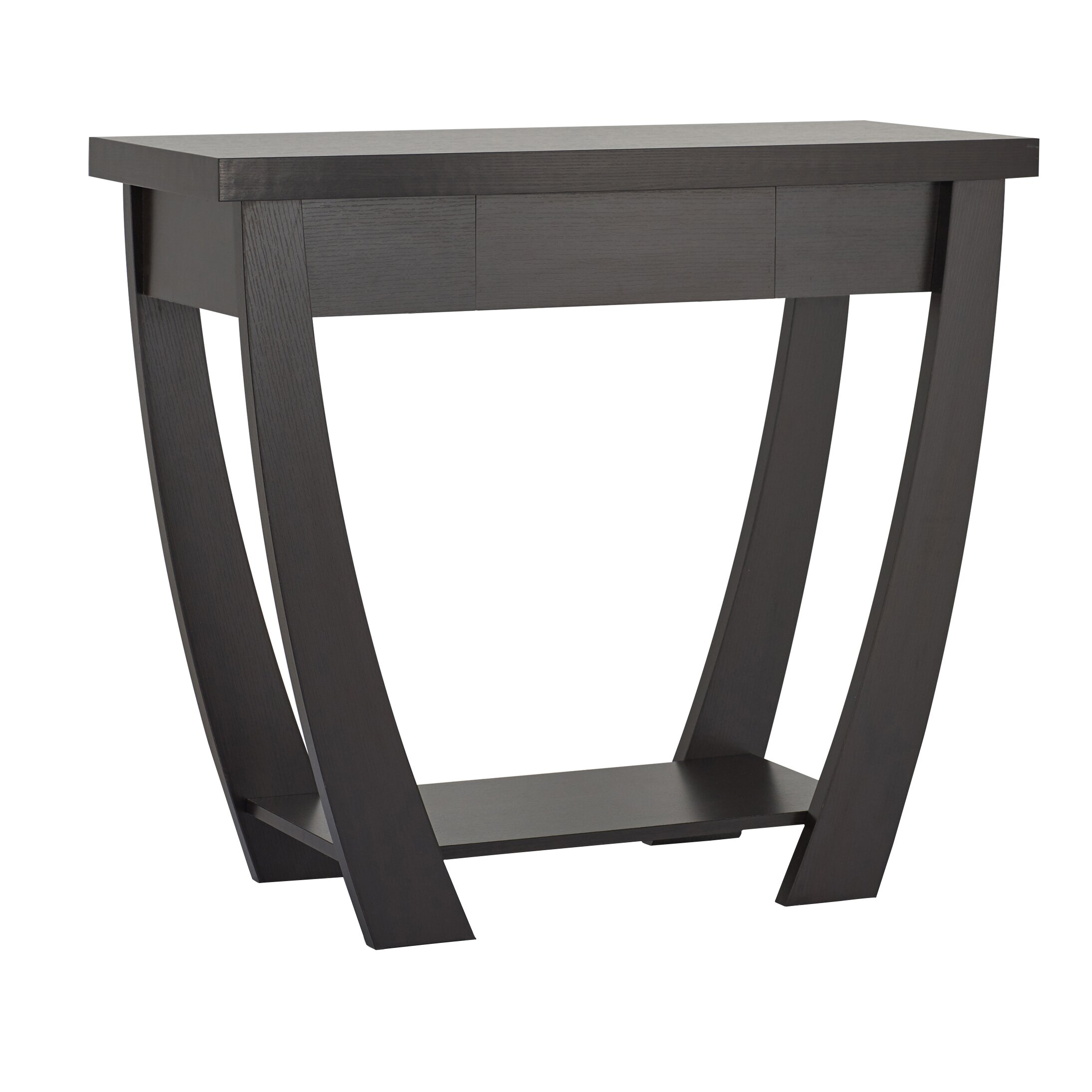 Hokku Designs Quin Console Table Reviews Wayfair