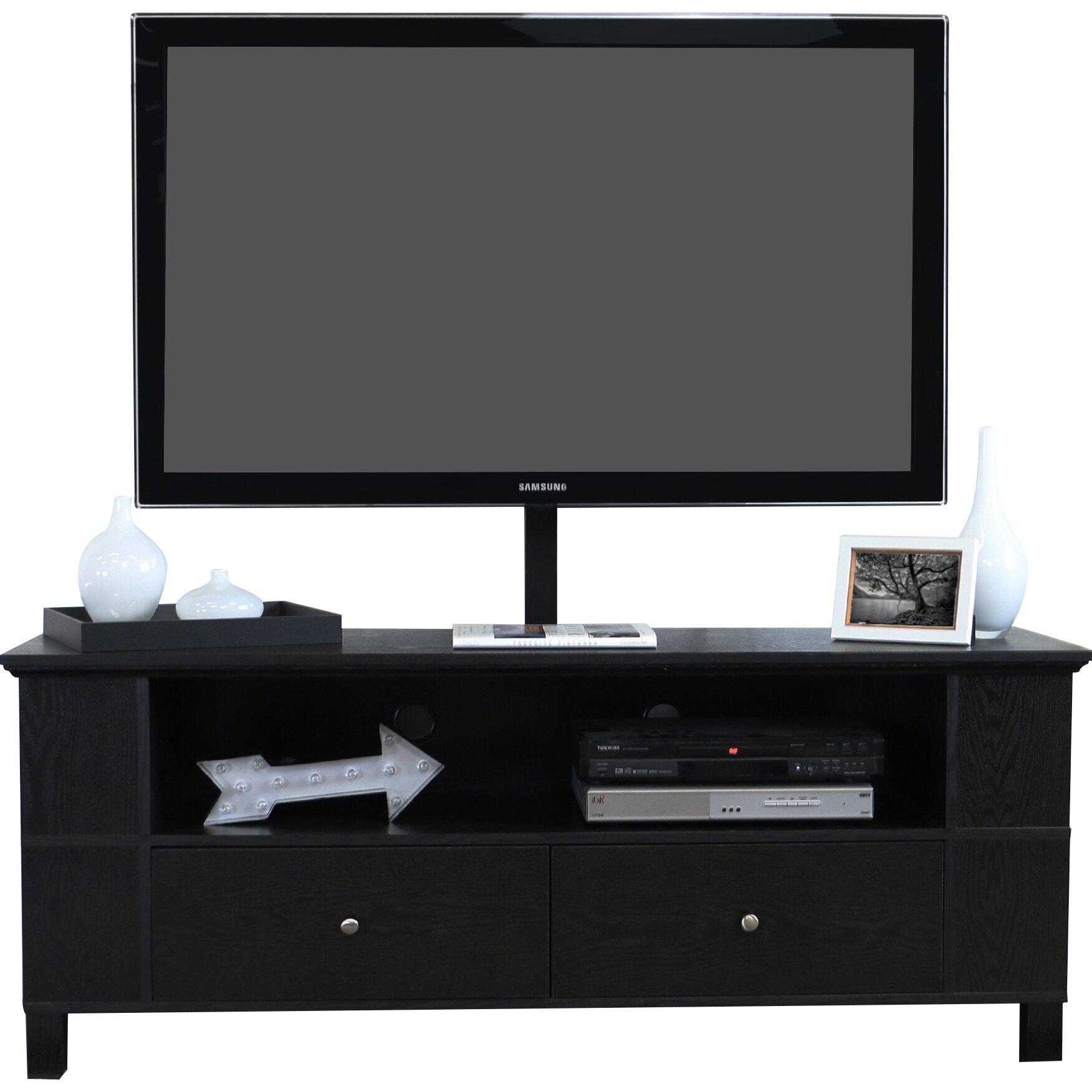 Hokku Designs Delaware Tv Stand Reviews Wayfair