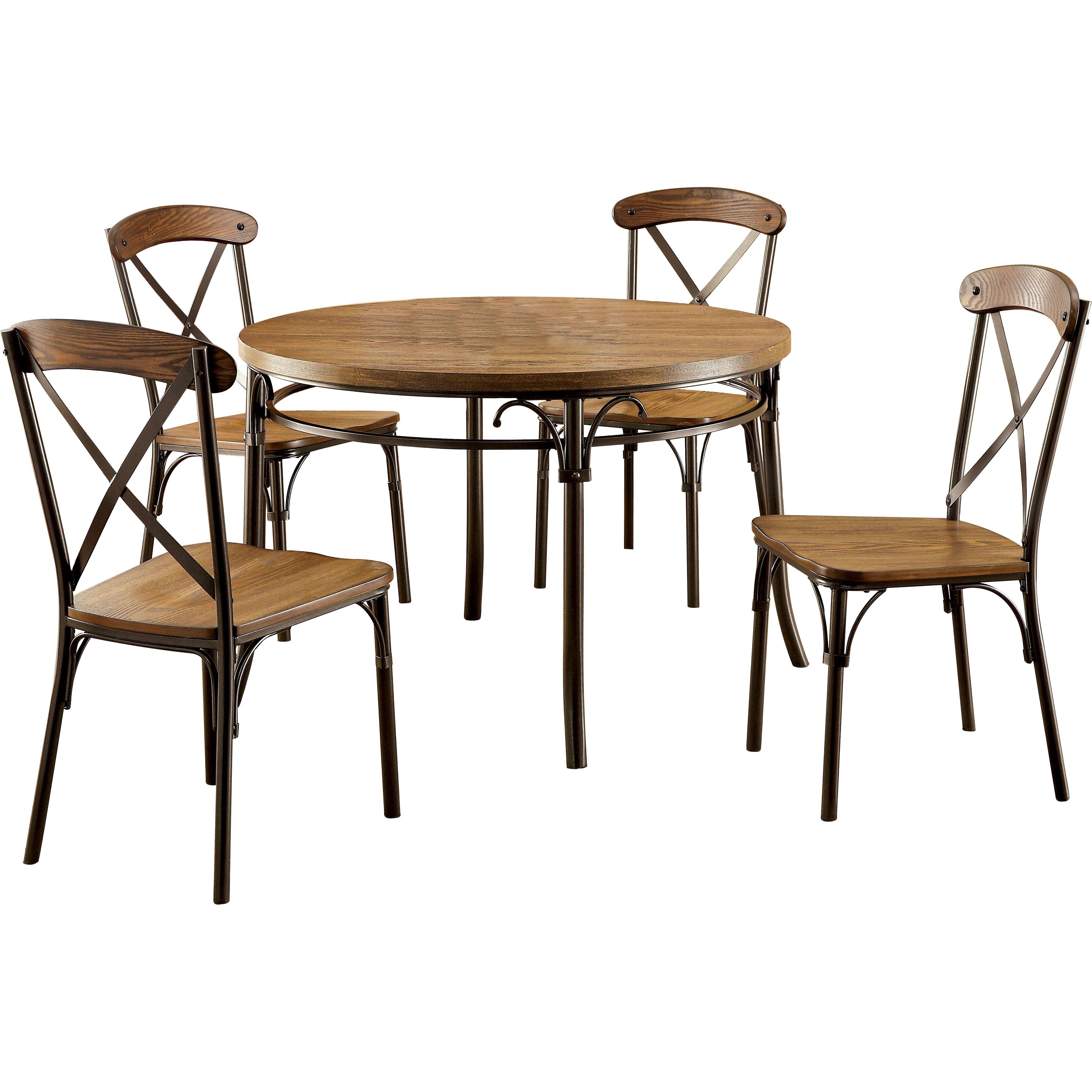wayfair round dining set gallery