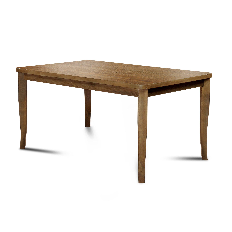 Hokku Designs Natura 7 Piece Dining Table Reviews Wayfair