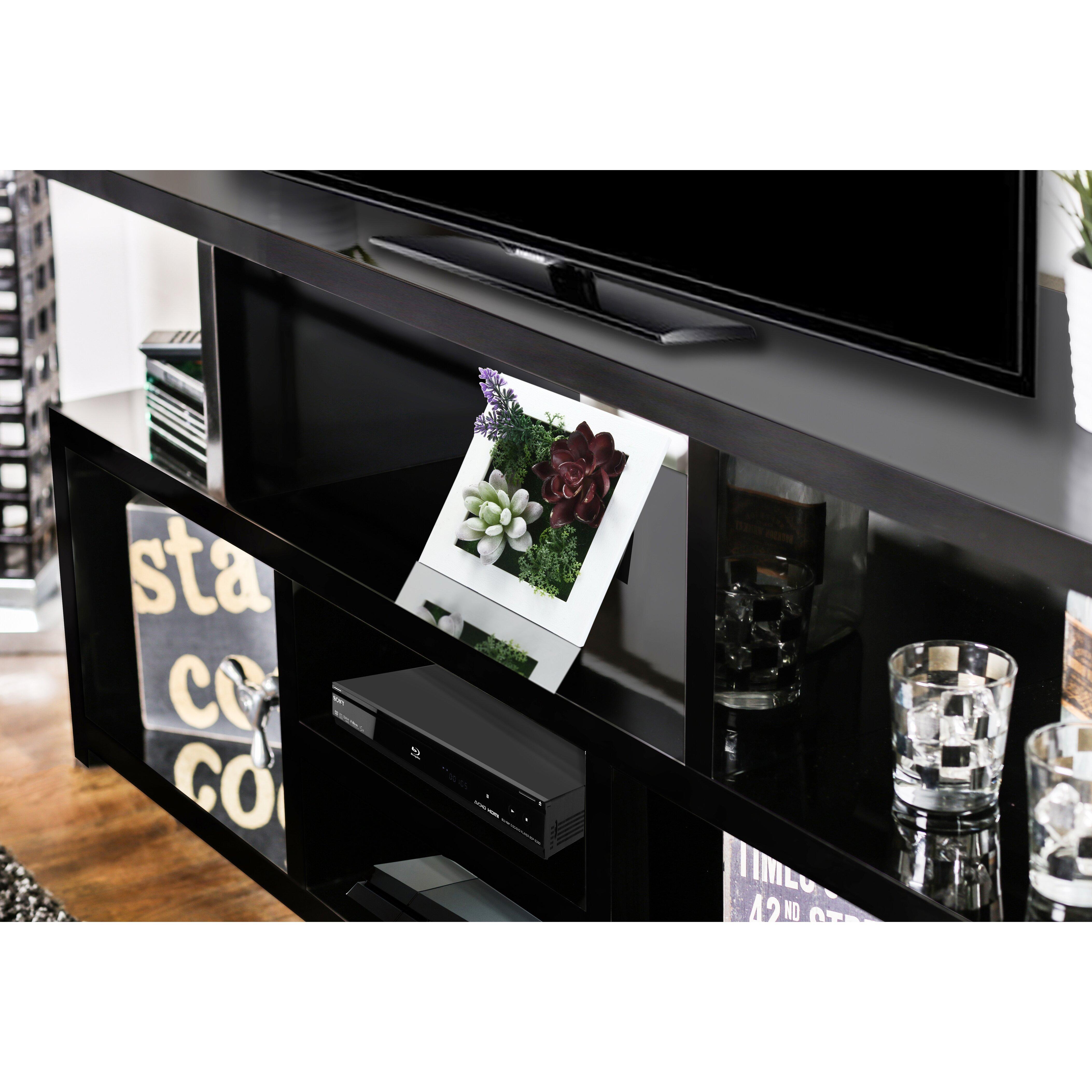 Hokku designs karl tv stand reviews for Hokku designs living room furniture