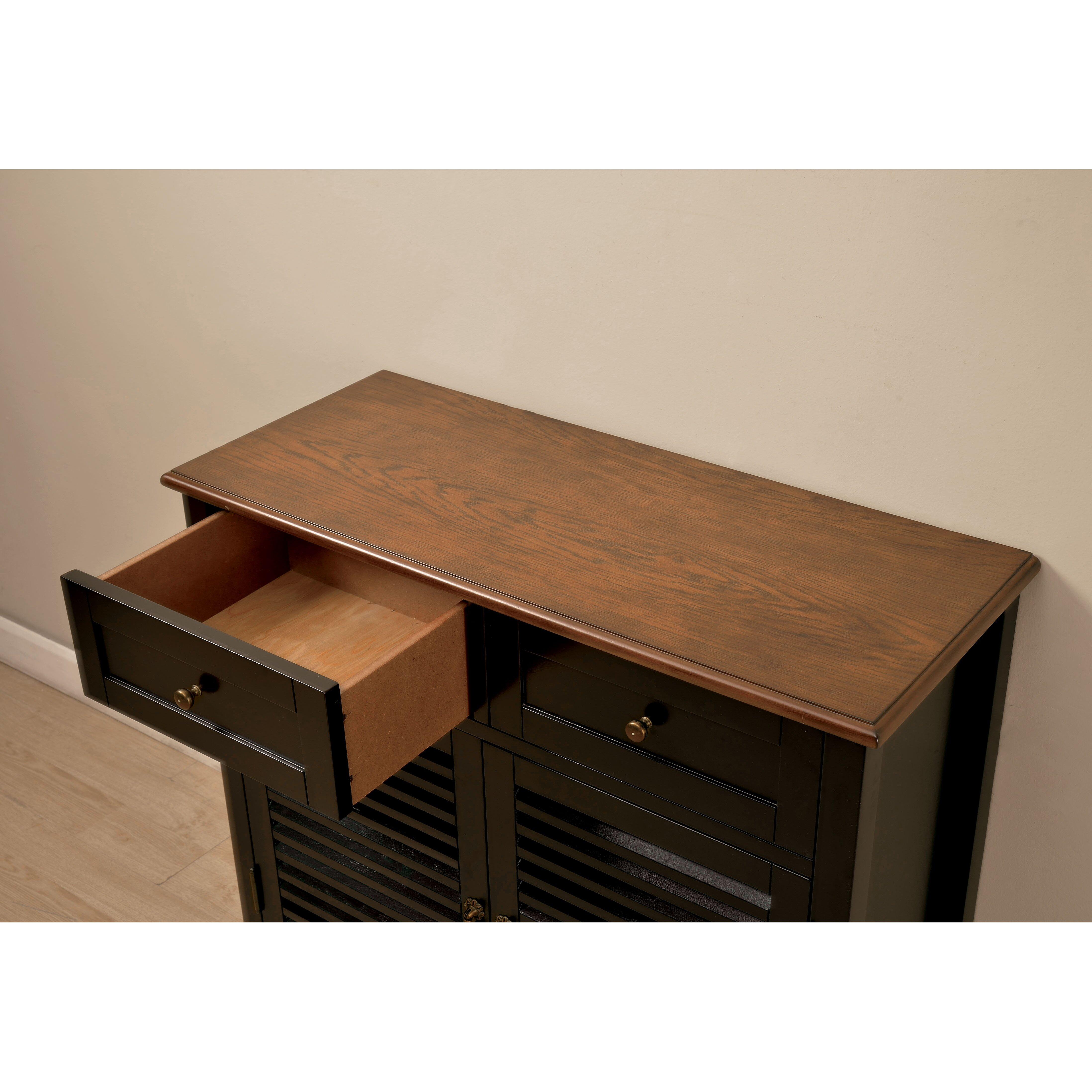 Hokku Designs Soniya 8 Pair Shoe Storage Cabinet Reviews Wayfair