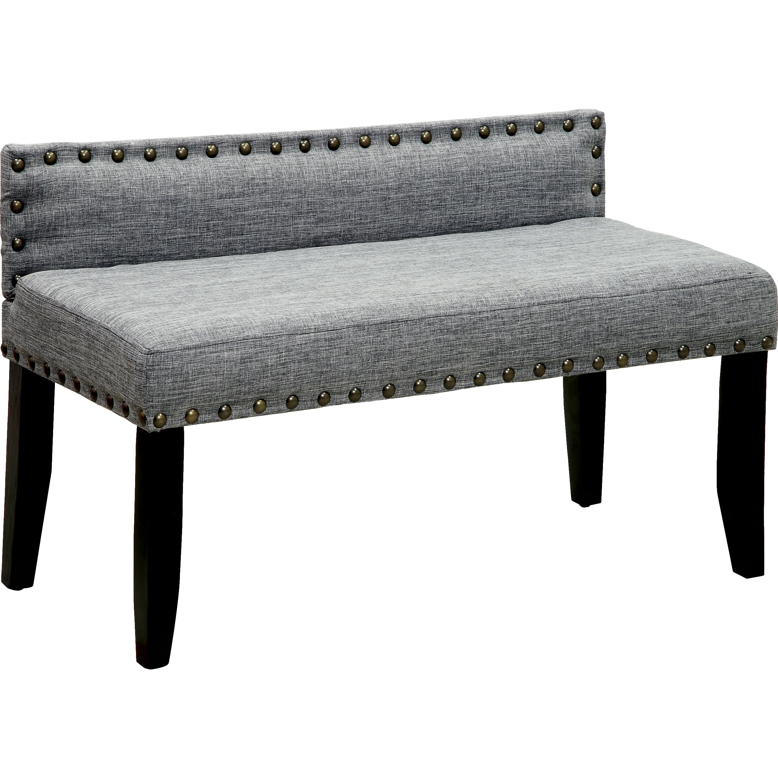 Hokku Designs Angeline Upholstered Bedroom Bench Reviews Wayfair