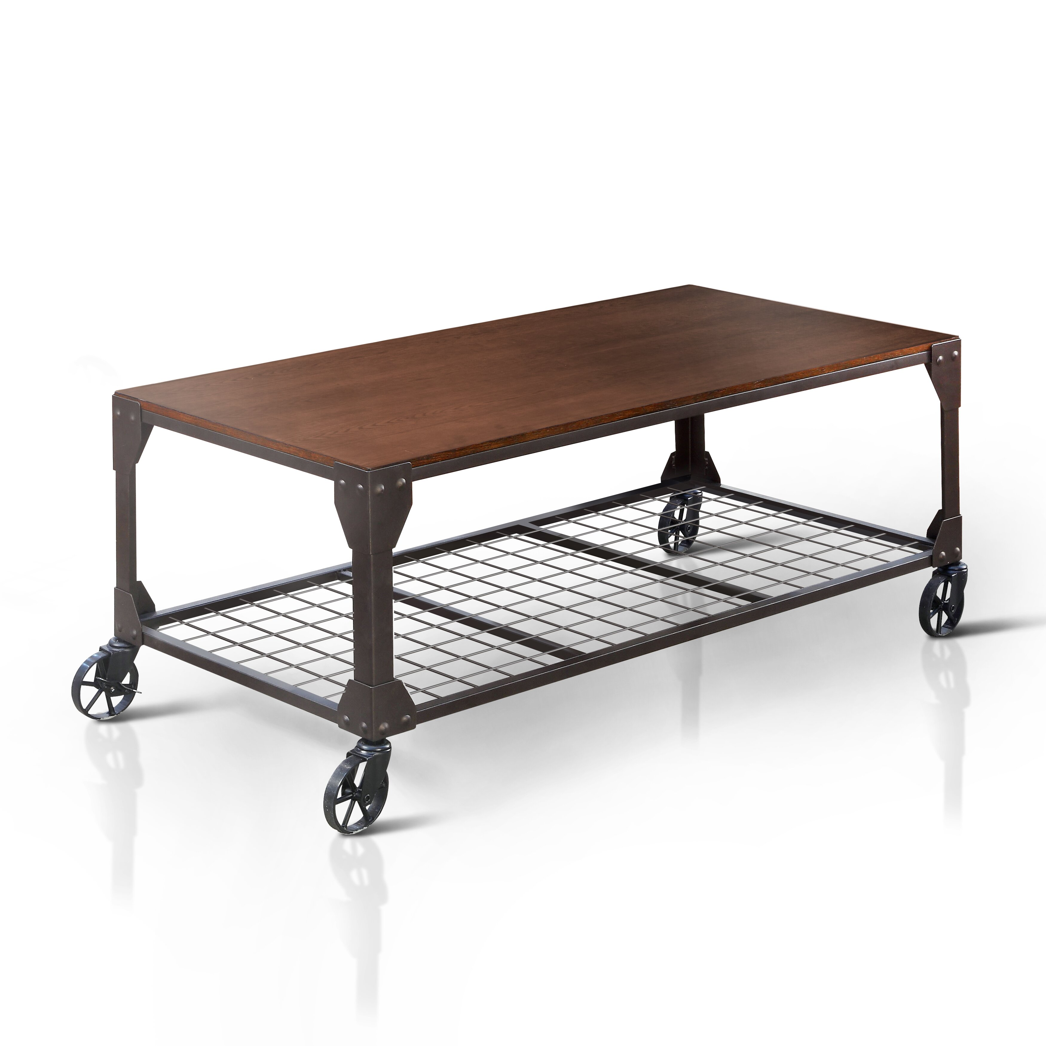 Hokku Designs Starke Coffee Table Reviews Wayfair