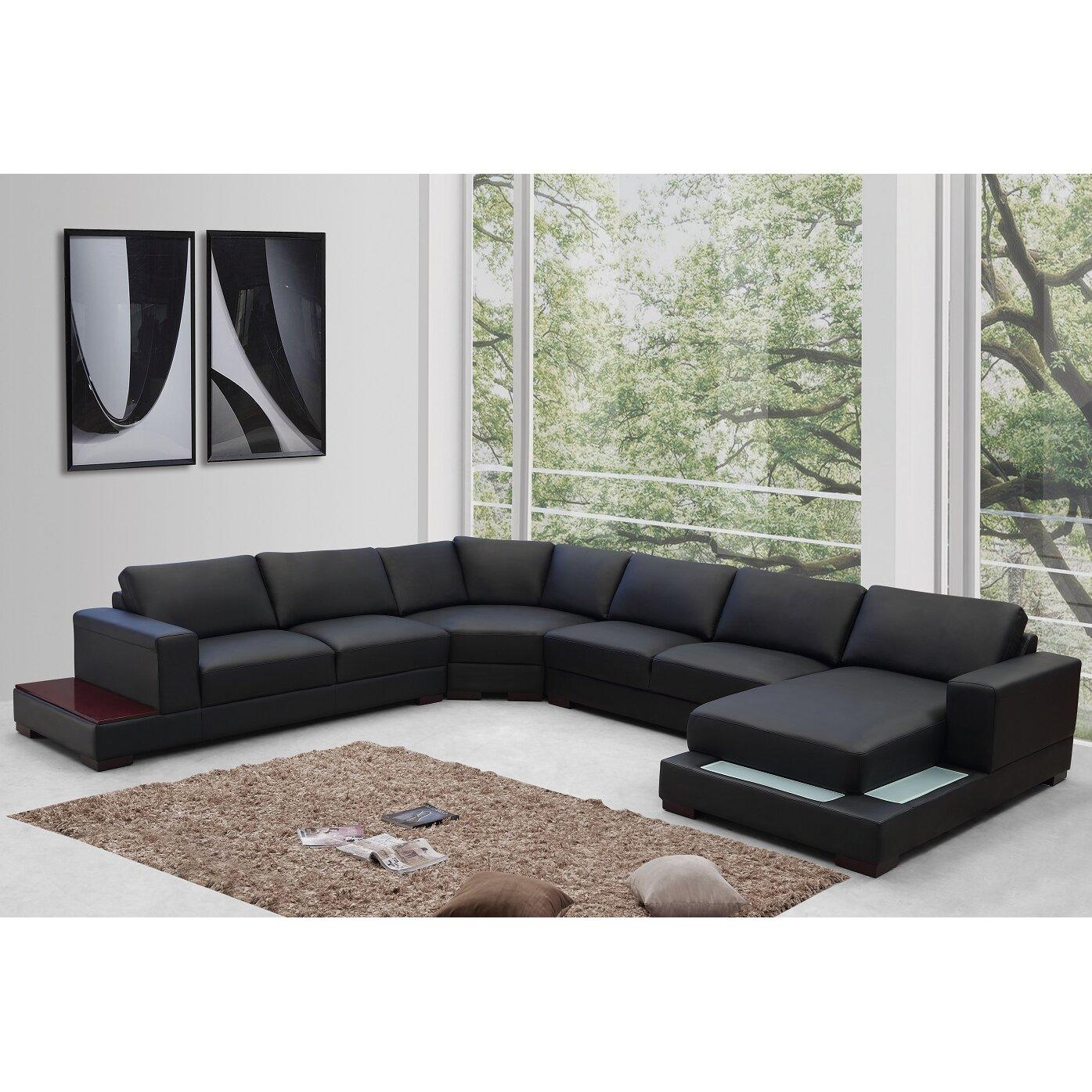 Hokku designs nelson sectional for Hokku designs living room furniture