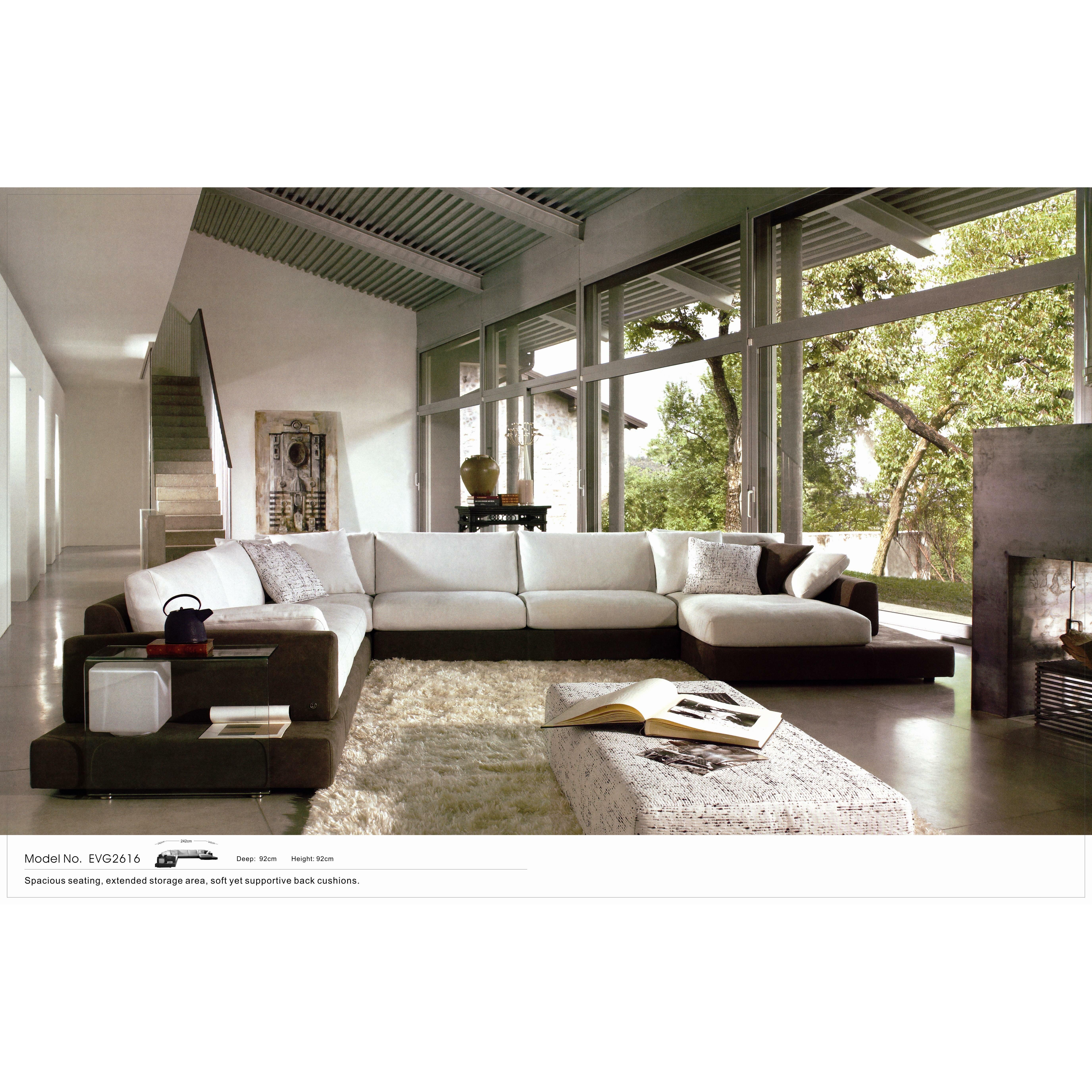 Hokku designs baxton sectional reviews wayfair for Hokku designs living room furniture
