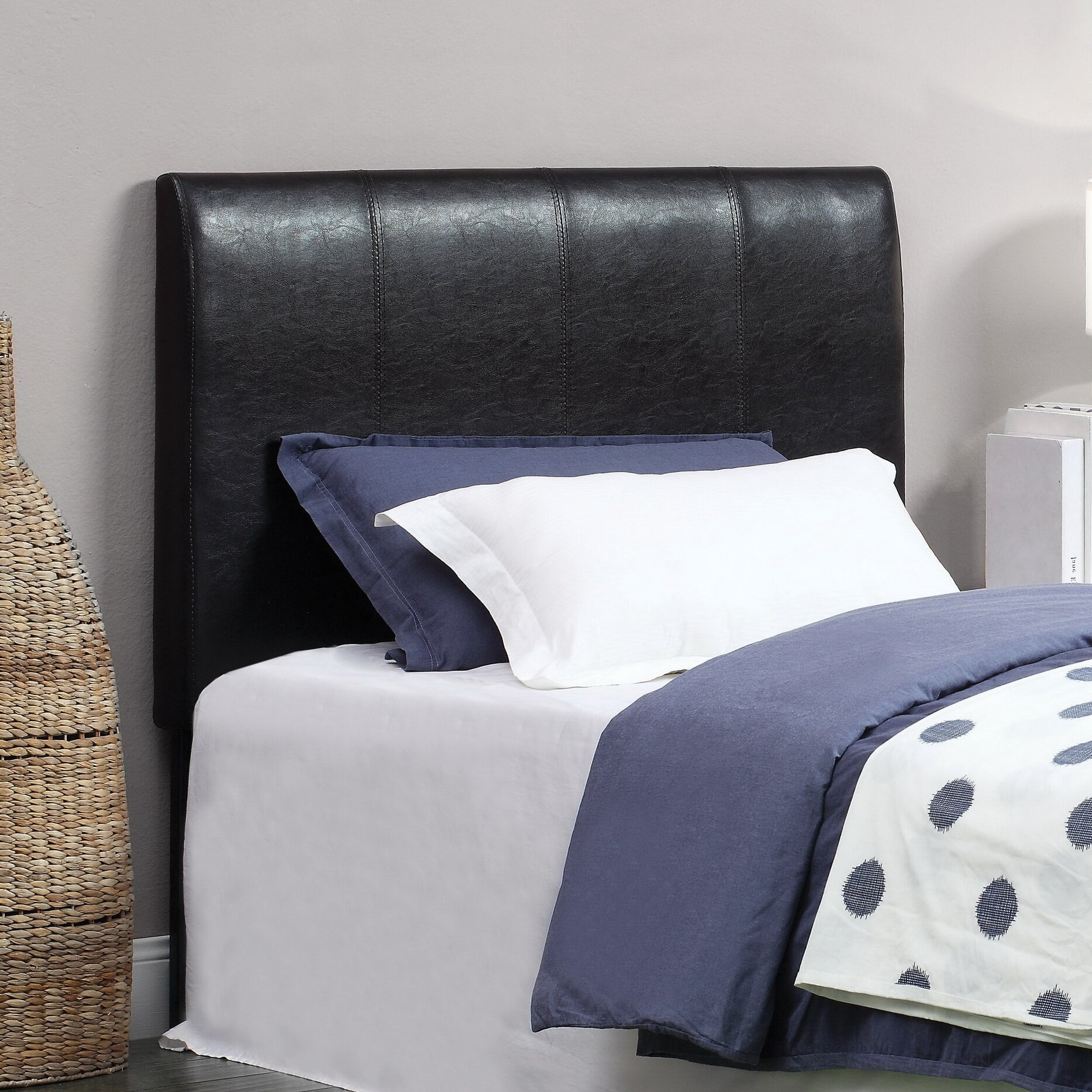 Hokku Designs Reverie Upholstered Headboard Reviews