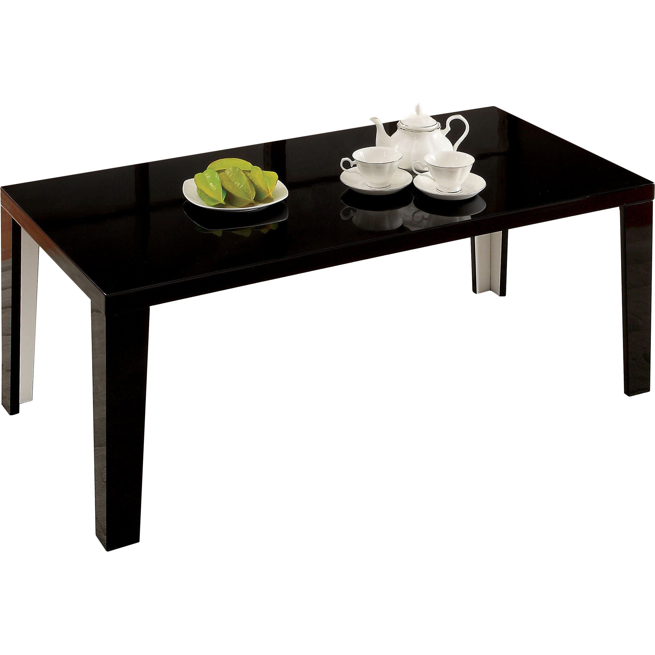 Hokku Designs Enichi 3 Piece Coffee Table Set Reviews Wayfair