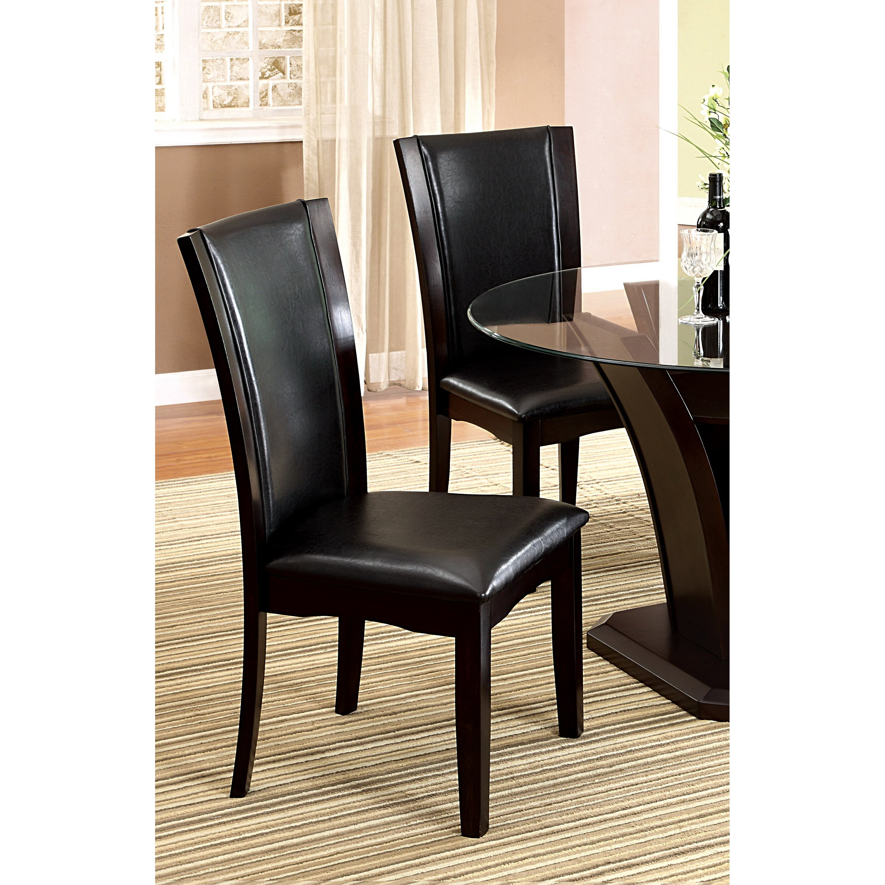 Hokku designs 5 piece dining set reviews wayfair for Hokku designs dining room furniture