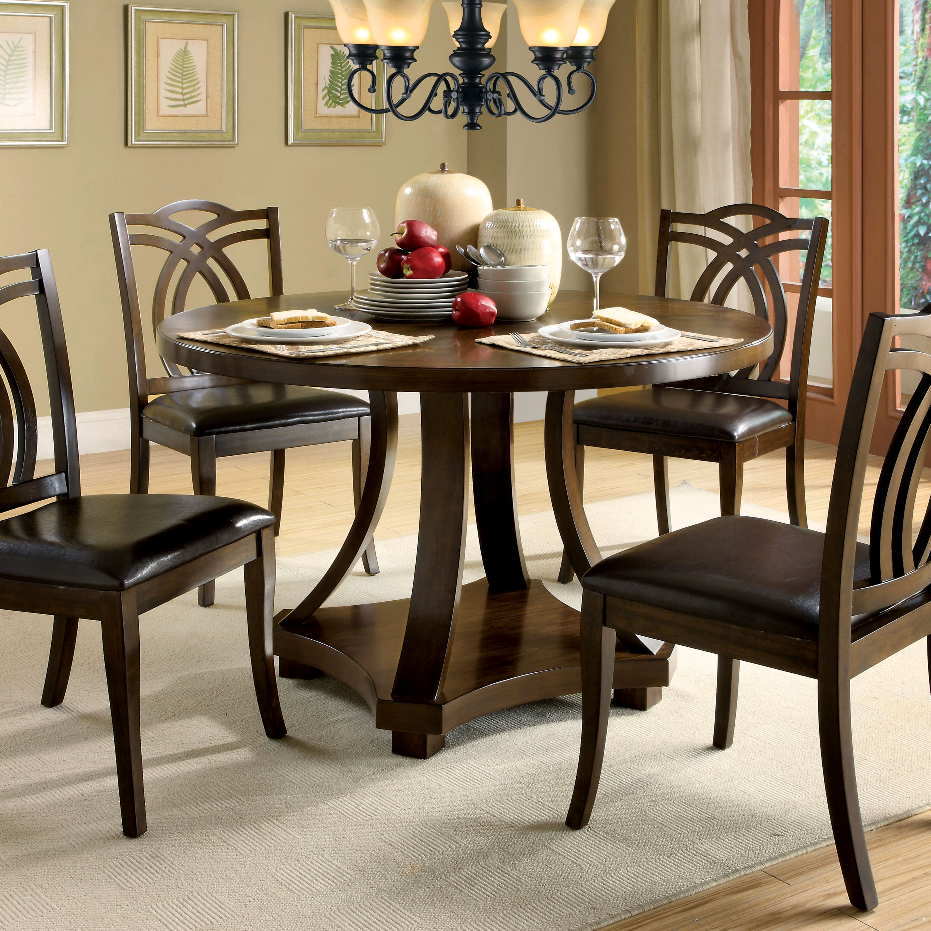 Hokku designs baldwin dining table reviews wayfair for Hokku designs dining room furniture