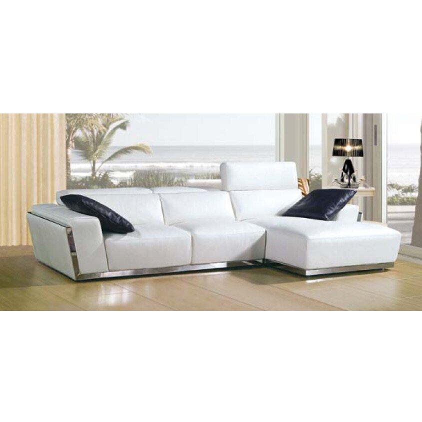 Hokku designs arnhem sectional reviews wayfair for Hokku designs living room furniture