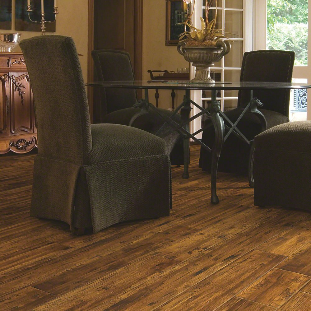 Shaw Floors Gilbert 8 Quot Solid Hickory Hardwood Flooring In