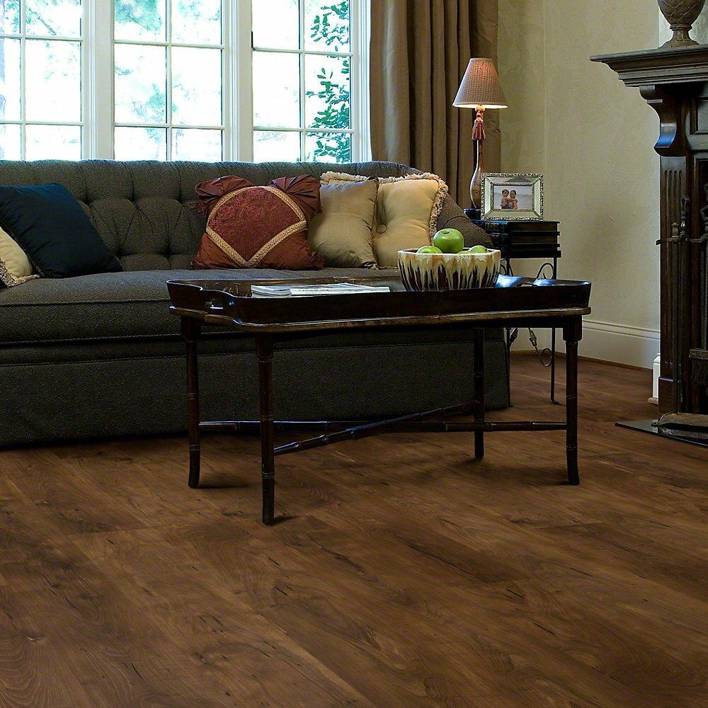 Shaw Laminate Flooring Summerville Pine: Shaw Floors Natural Values 6.5mm Pine Laminate In