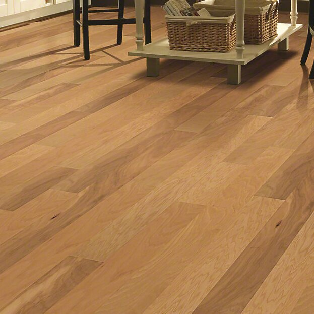 Shaw Floors Jubilee 5 Quot Engineered Hickory Hardwood