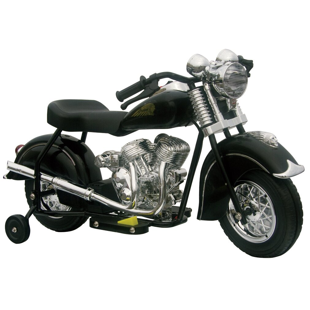 motorcycle toys indian battery powered ride 6v toy motorcycles riding wayfair hayneedle baby engine wheels