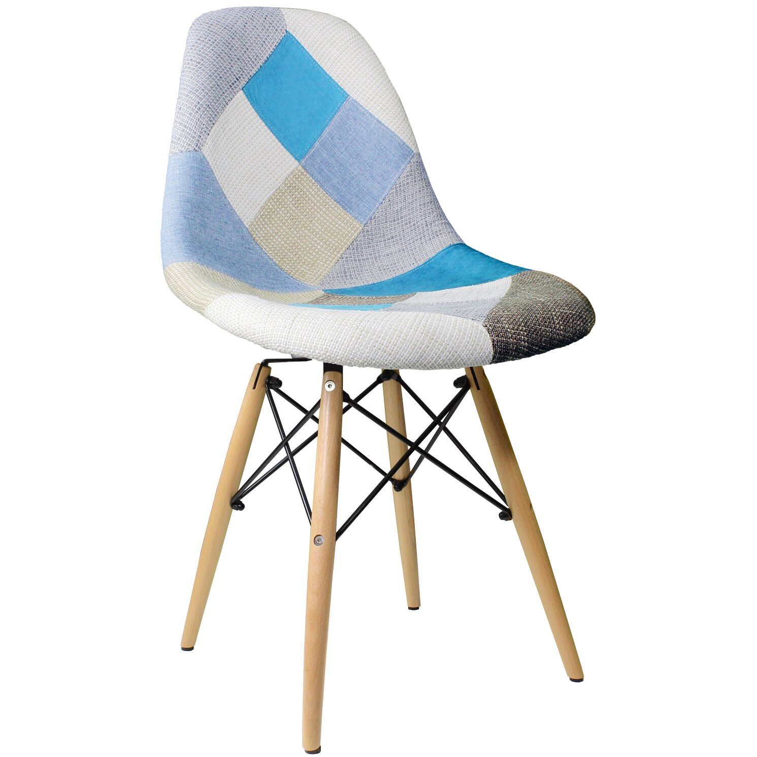 Emodern decor side chair reviews wayfair for Emodern decor