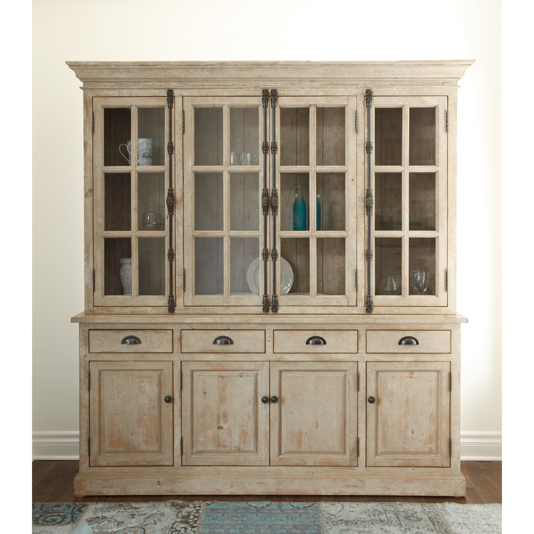 Dining Room Hutch Cabinet: Kosas Home Windsor Elodie China Cabinet & Reviews