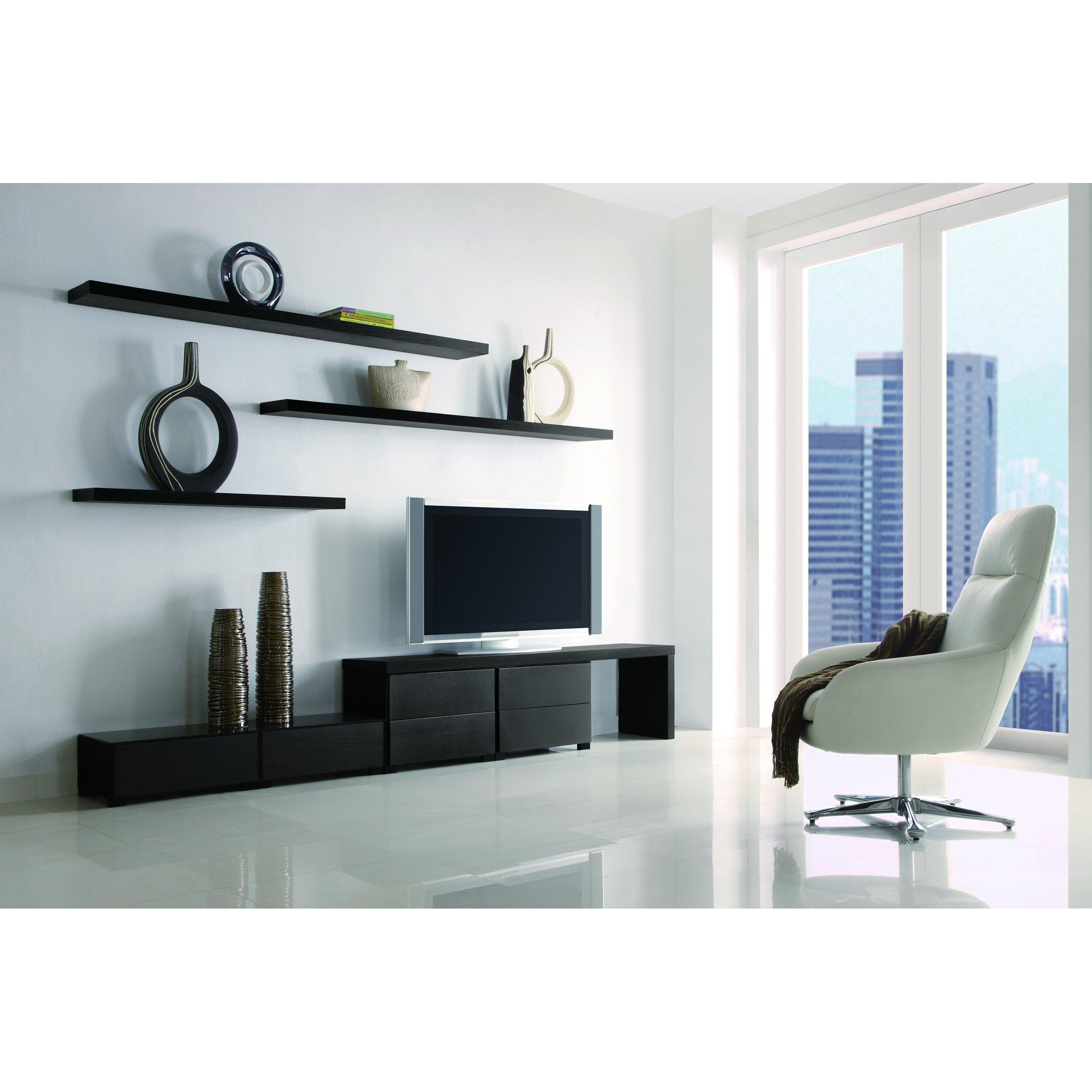 Creative Furniture Module TV Stand Reviews Wayfair