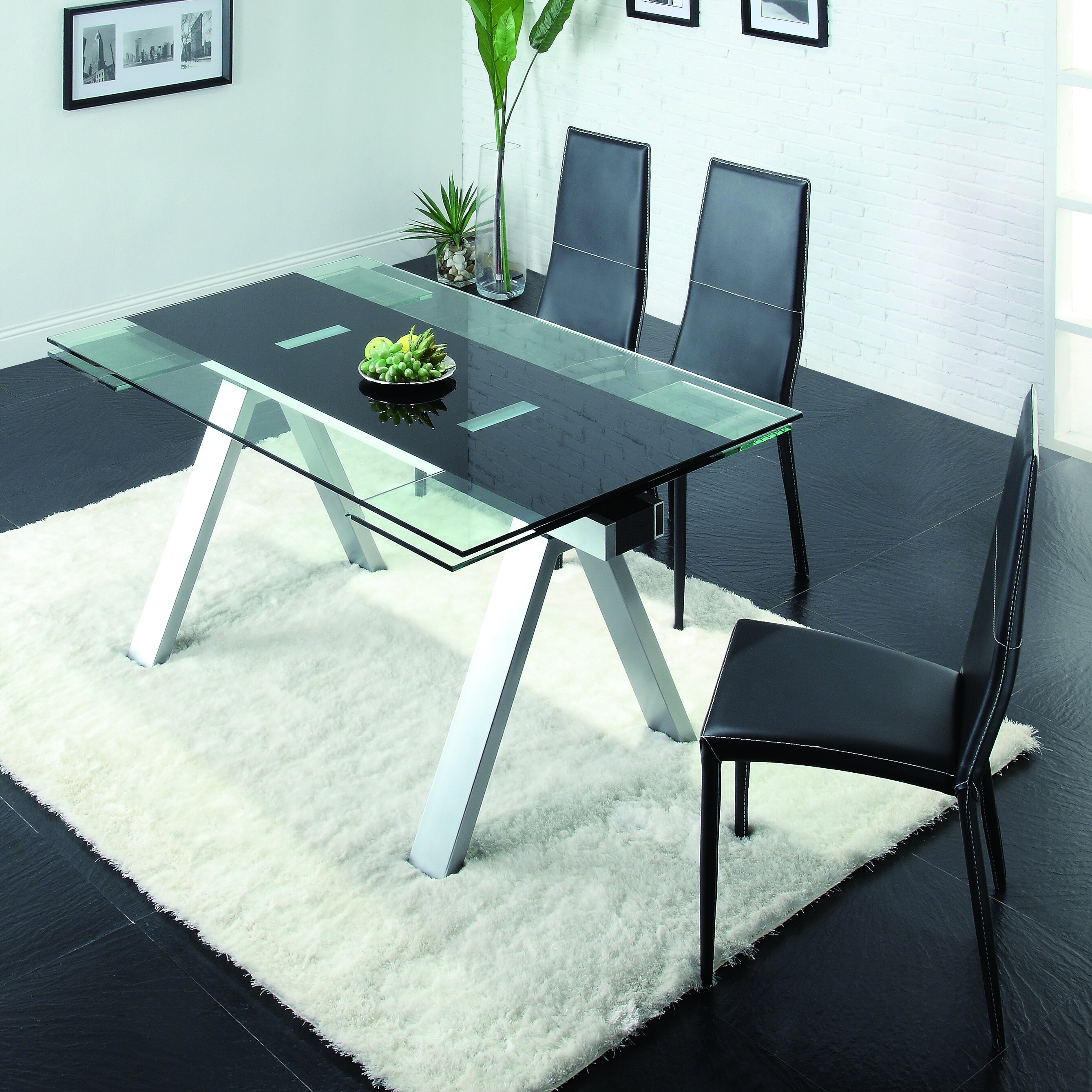 Creative furniture primo dining table reviews wayfair for Creative dining tables