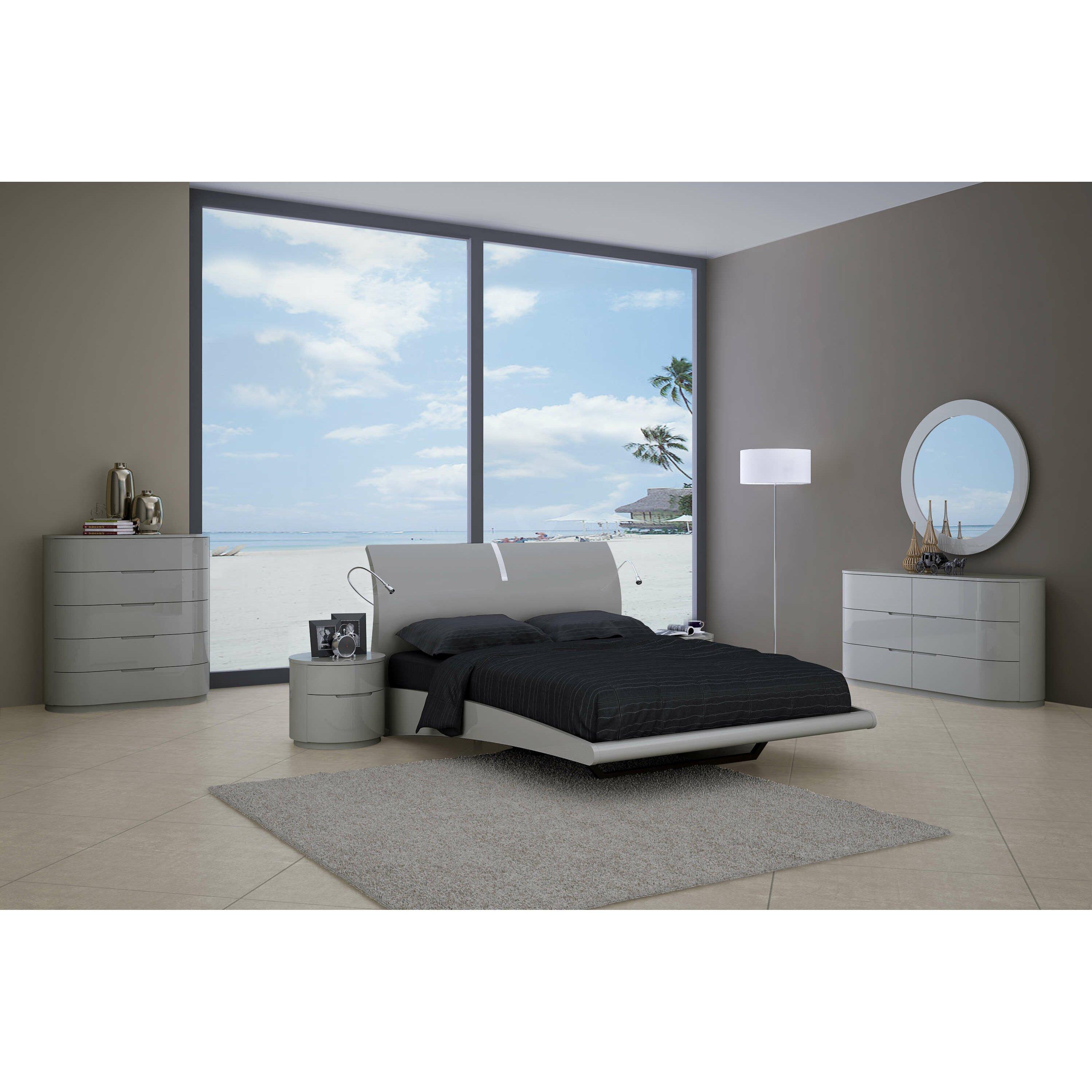 Creative Furniture Moonlight 2 Drawer Nightstand Reviews Wayfair