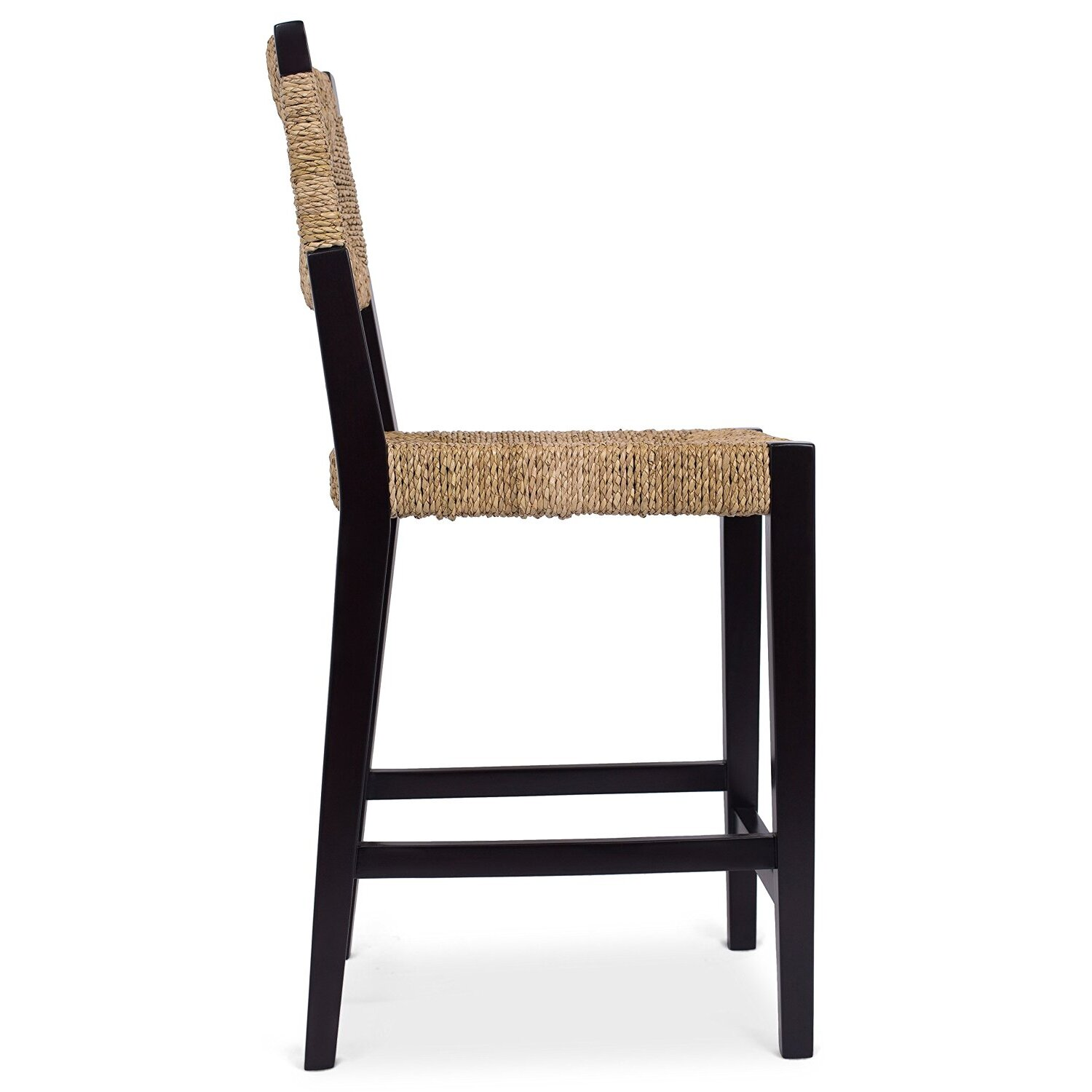 #876644 BirdRock Home Rush Weave 24 Counter Height Bar Stool Wayfair with 1500x1500 px of Recommended Tall Bar Bench 15001500 save image @ avoidforclosure.info