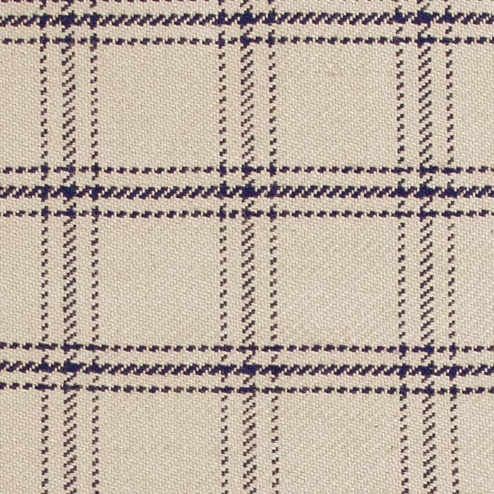 Plaid Rug: Bunny Williams Cooper Navy Plaid Rug & Reviews