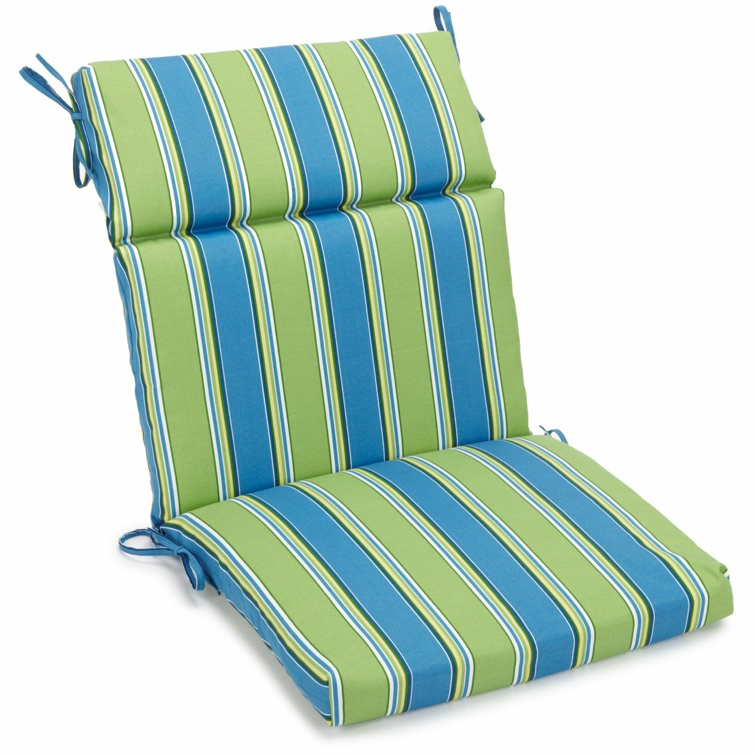 Blazing Needles Haliwell Outdoor Adirondack Chair Cushion