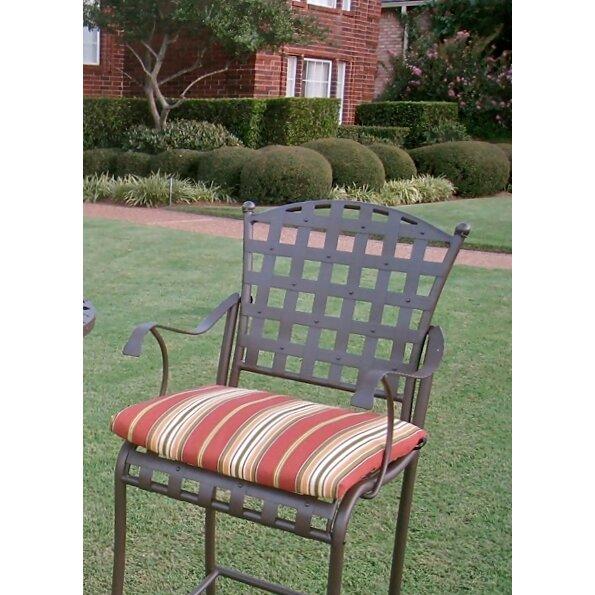 Blazing Needles Kingsley Outdoor Adirondack Chair Cushion Reviews Way