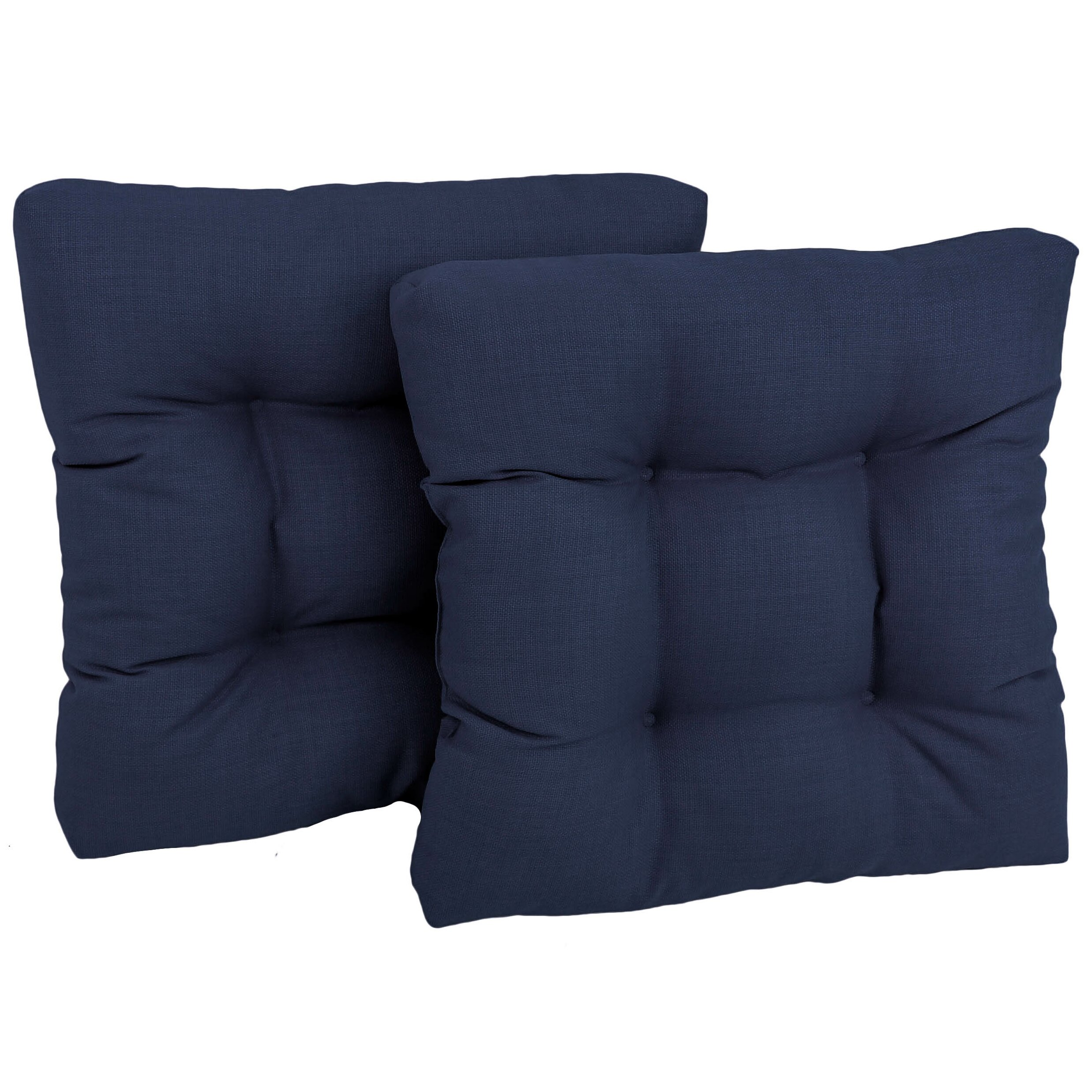 Blazing Needles Patio Chair Rocker Cushion
