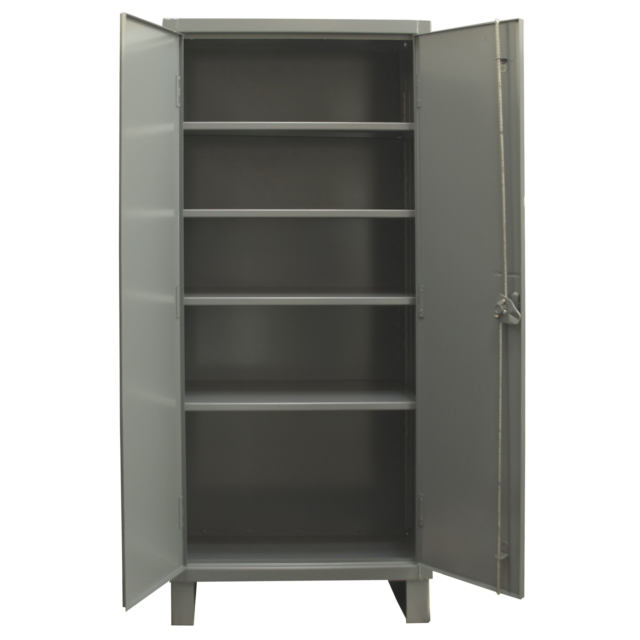 Durham manufacturing 78 h x 36 w x 18 d storage cabinet for Kitchen cabinets 36 x 18