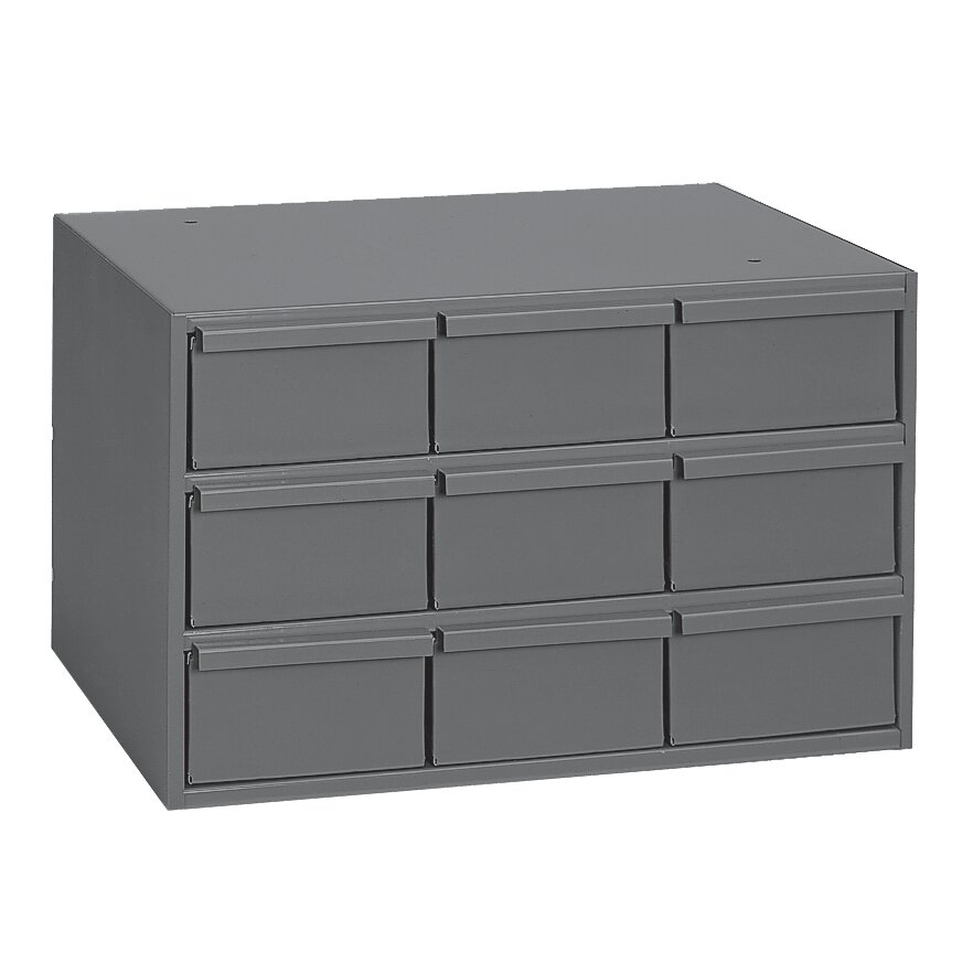 Durham Manufacturing Prime Cold 9 Drawer Small Parts