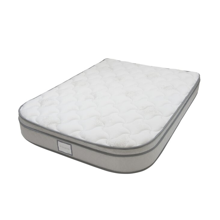 "Denver Mattress Supreme Euro Top 11"" Mattress & Reviews"