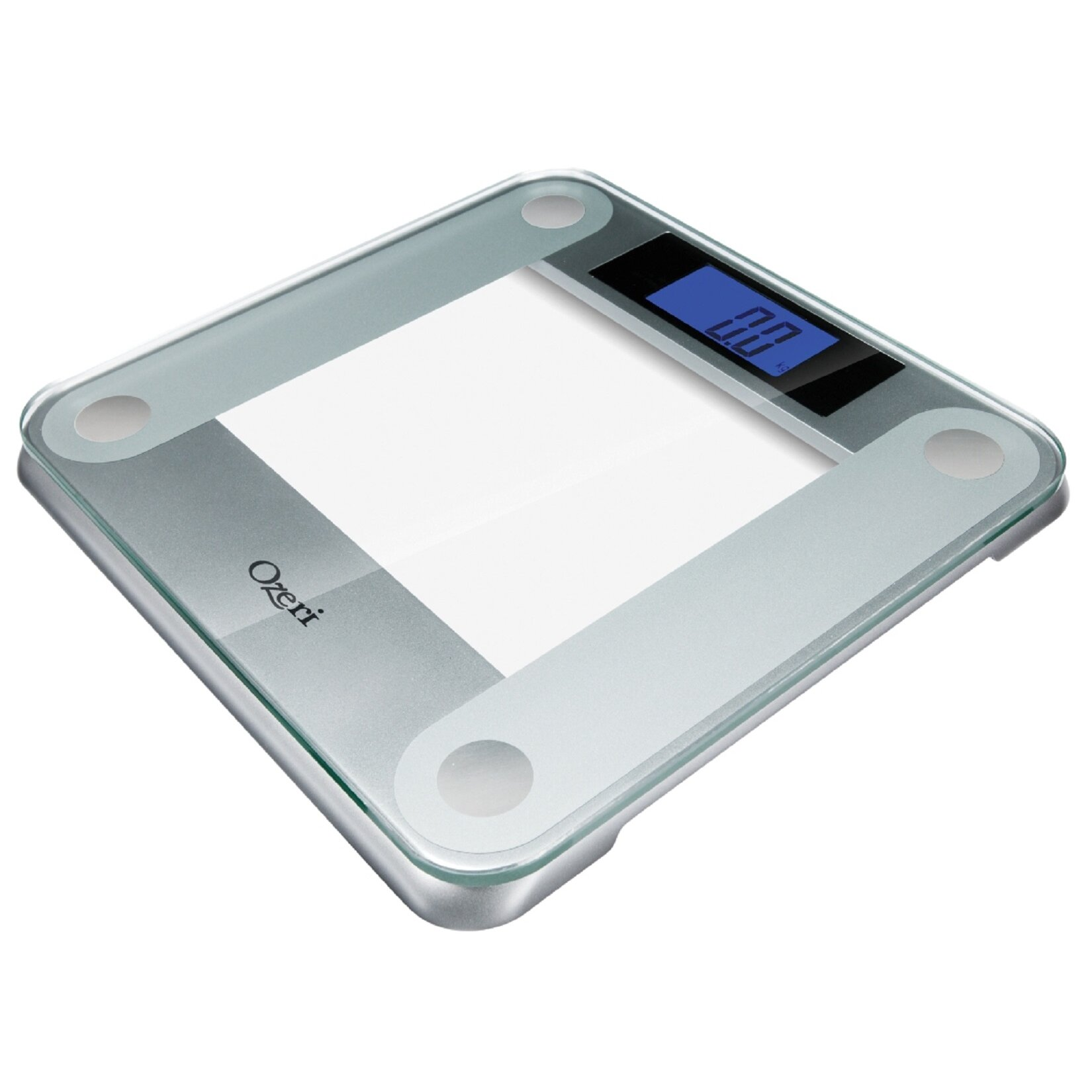 ozeri precision ii digital bathroom scale 440 lbs