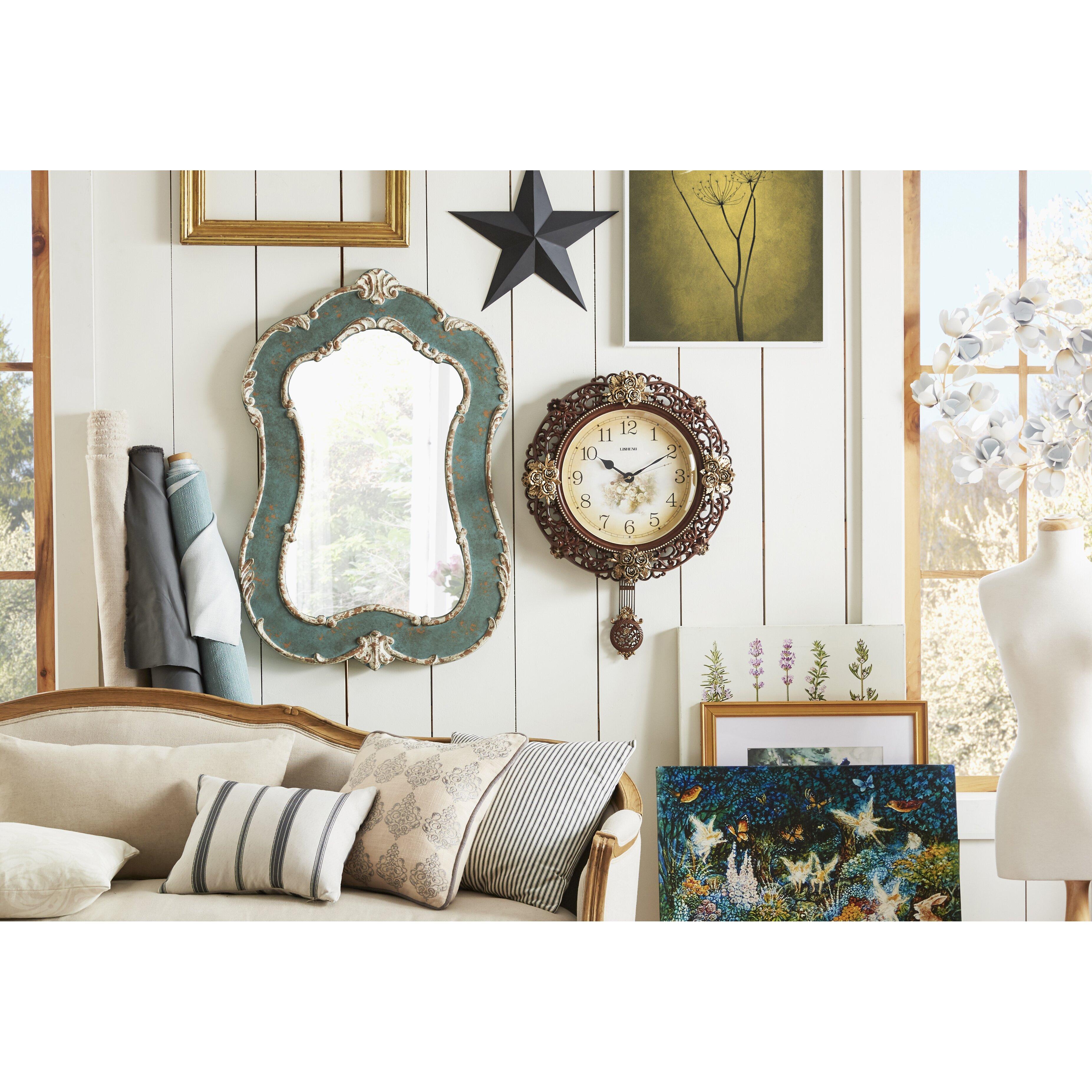 barn stars wall decor - makipera