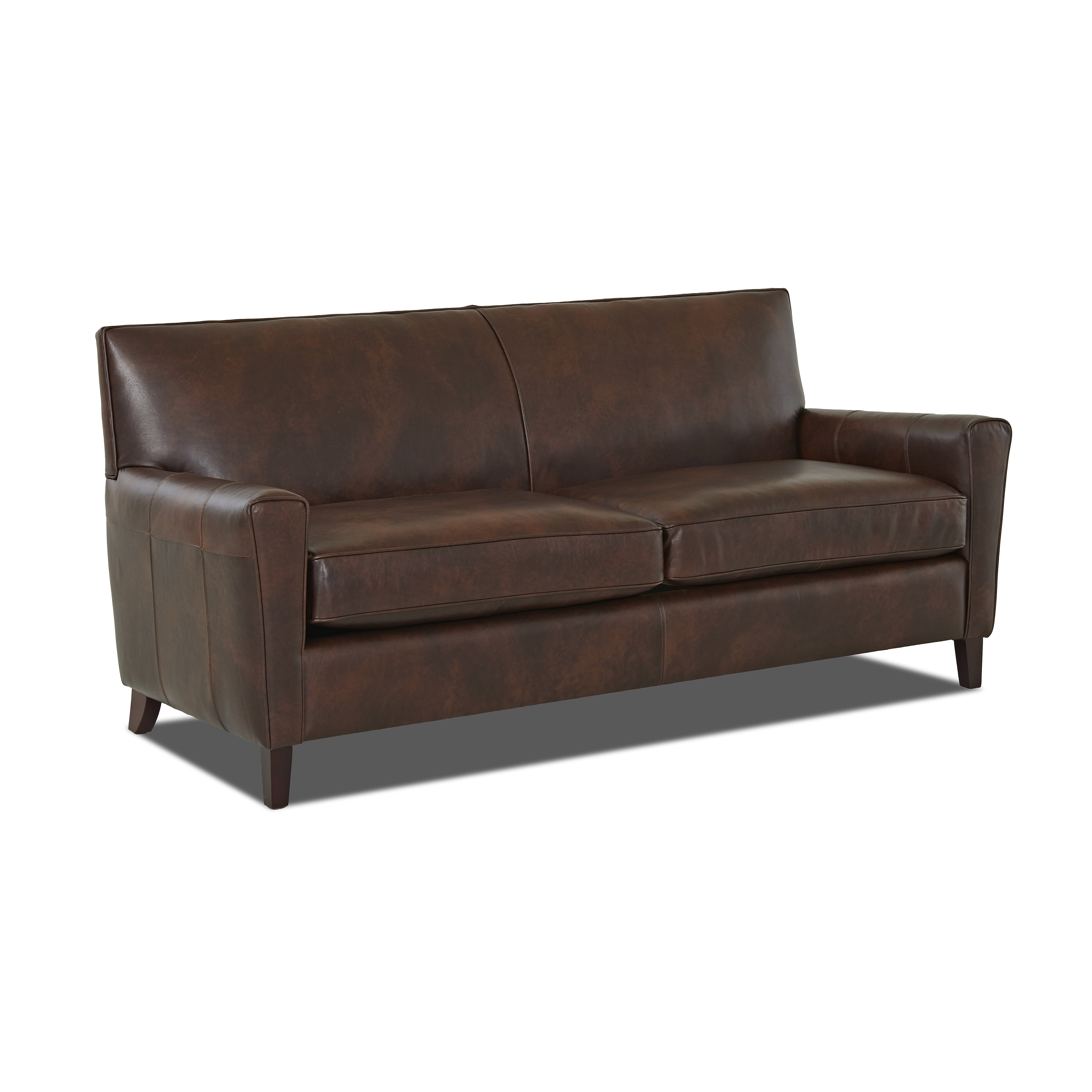 wayfair custom upholstery grayson leather sofa reviews With leather sectional sofa wayfair