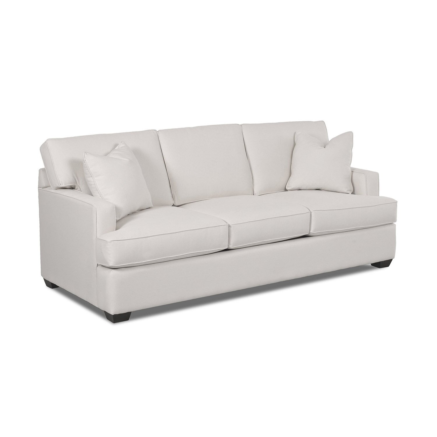 Wayfair custom upholstery avery sleeper sofa reviews for Wayfair furniture sectional sofa