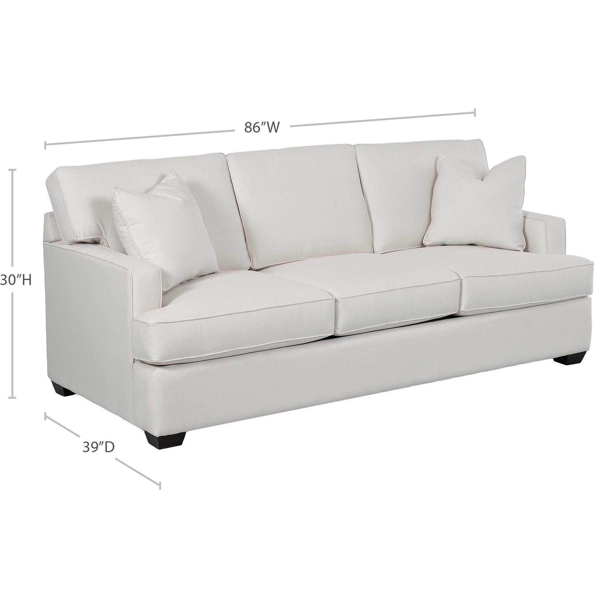 Wayfair Custom Upholstery Avery Sofa Reviews