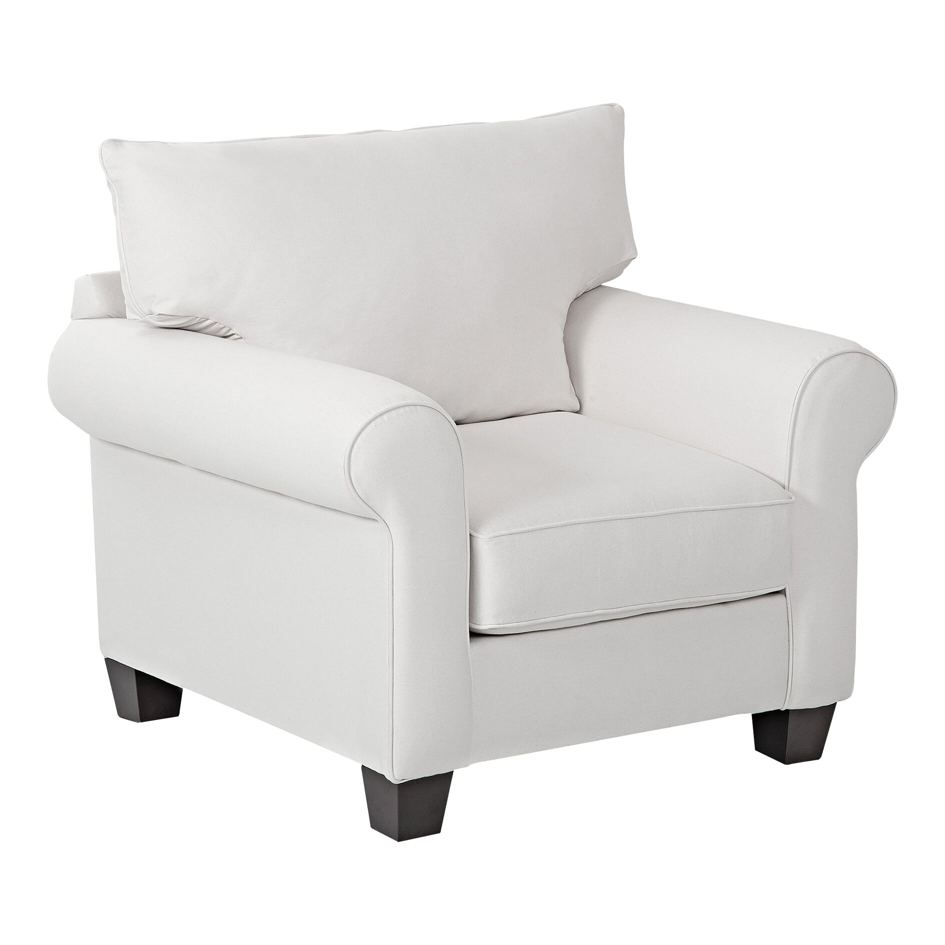 Wayfair Custom Upholstery Natalie Arm Chair & Reviews ...