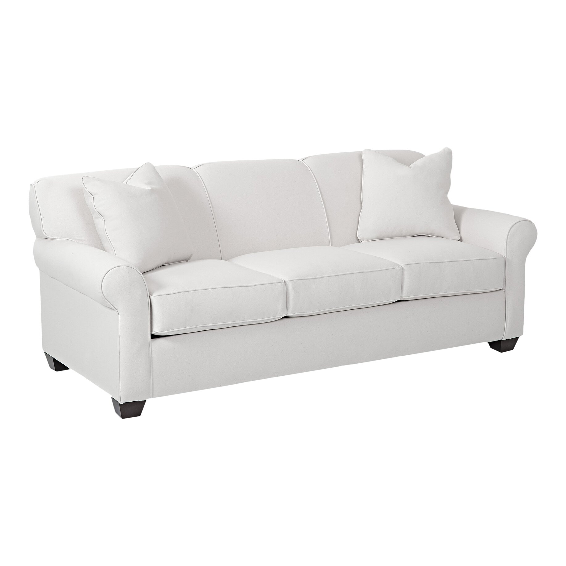 Wayfair Custom Upholstery Jennifer Sofa Reviews Wayfair