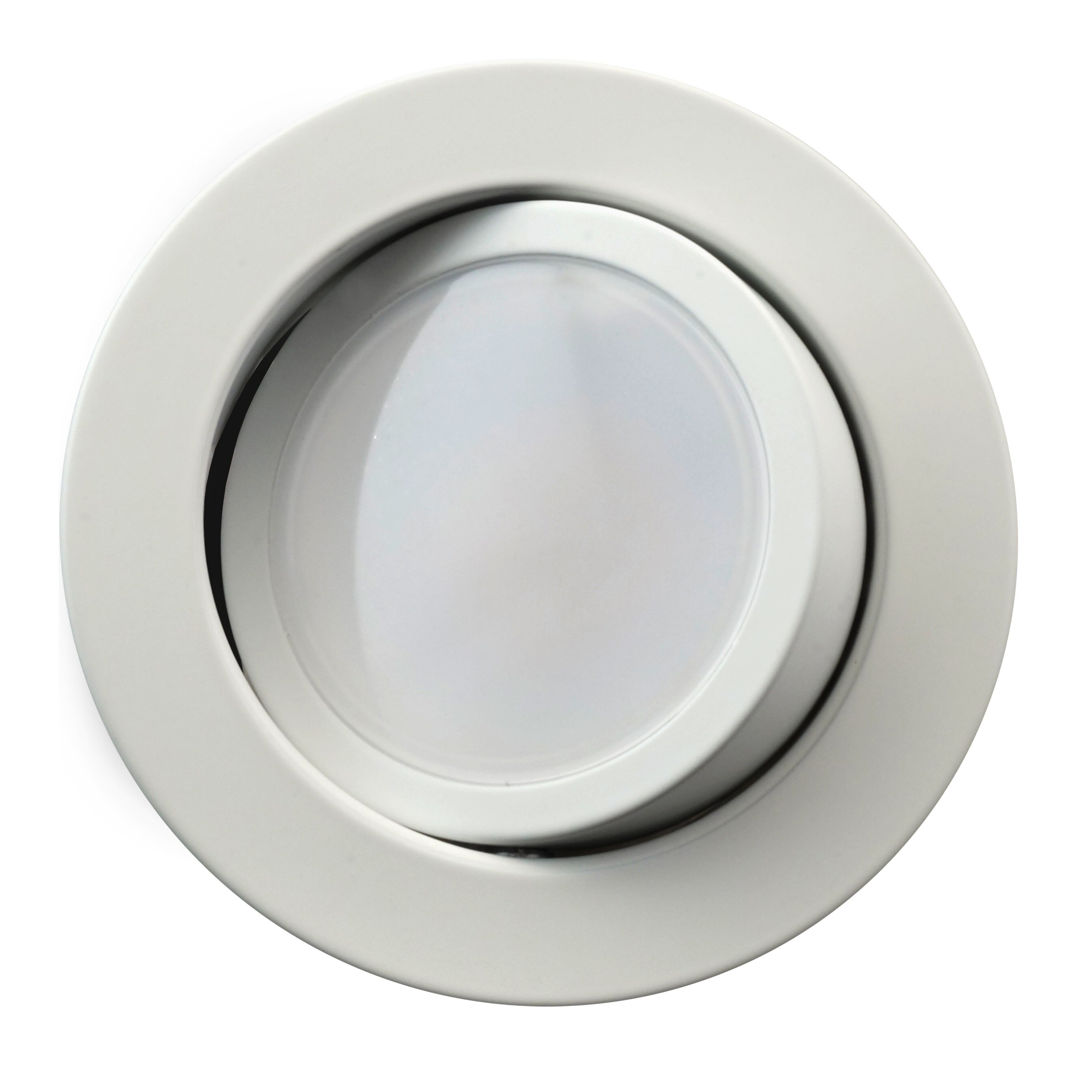 Nicor Lighting Gimbal 4 Quot Led Recessed Trim Wayfair