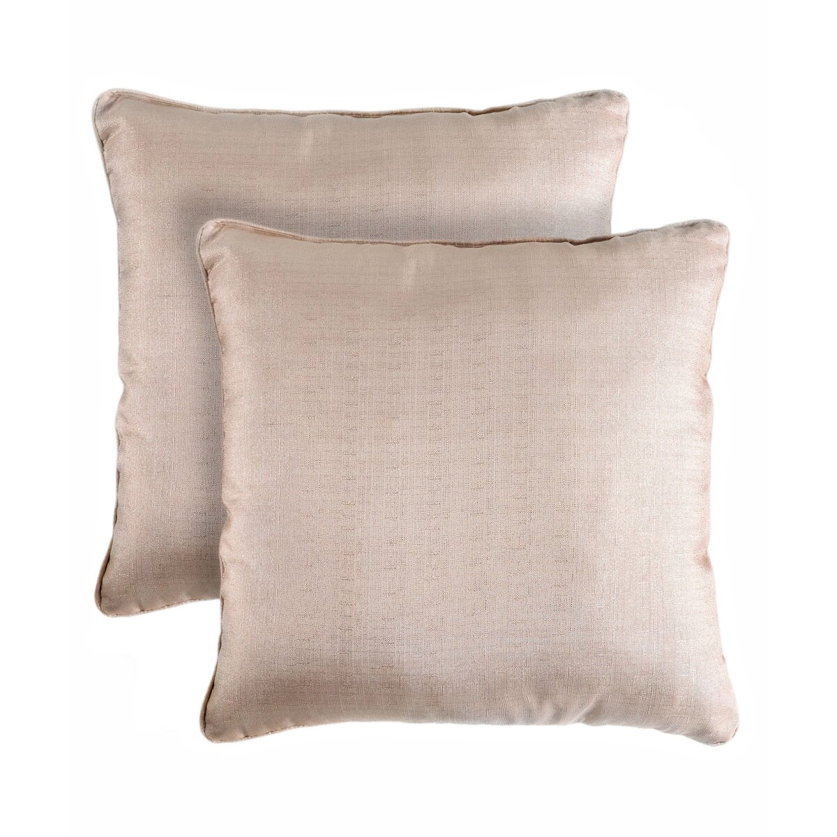 Decorative Pillow Wayfair : Pegasus Home Fashions Bling Shimmering Throw Pillow & Reviews Wayfair