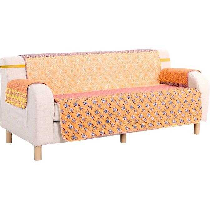 pegasus home fashions escapade sofa slipcover reviews