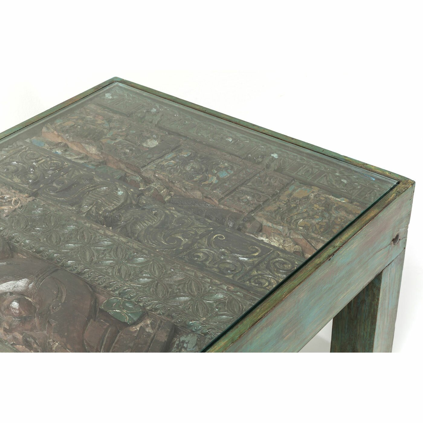 Kare Design Shanti Surprise Puzzle Coffee Table Wayfair Uk