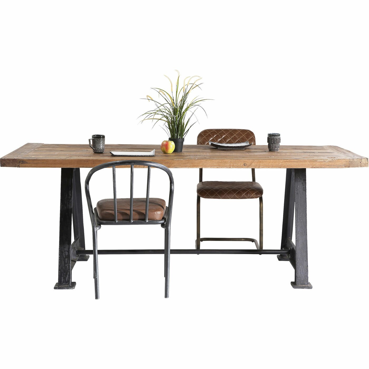 Kare design railway dining table wayfair uk - Table kare design ...