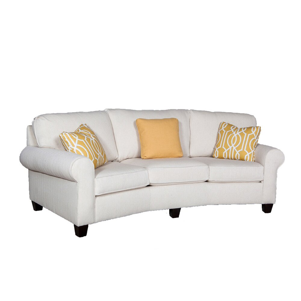 Carolina classic furniture conversation sofa reviews for Conversation sofa