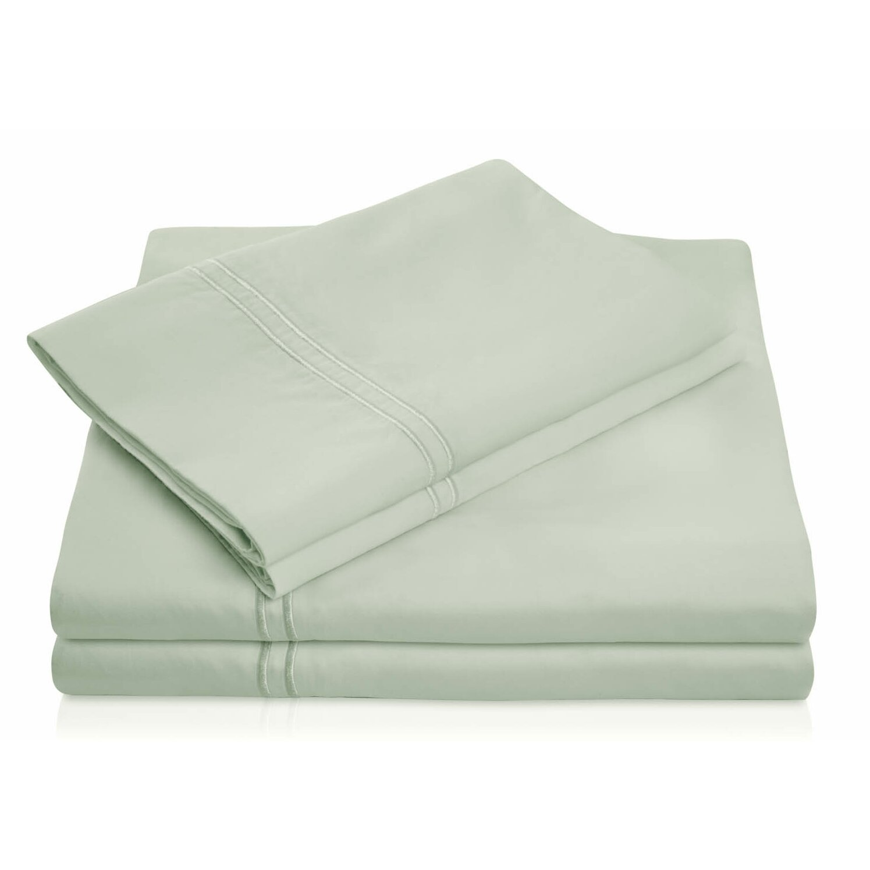 Malouf 400 Thread Count Egyptian Quality Cotton Sheet Set