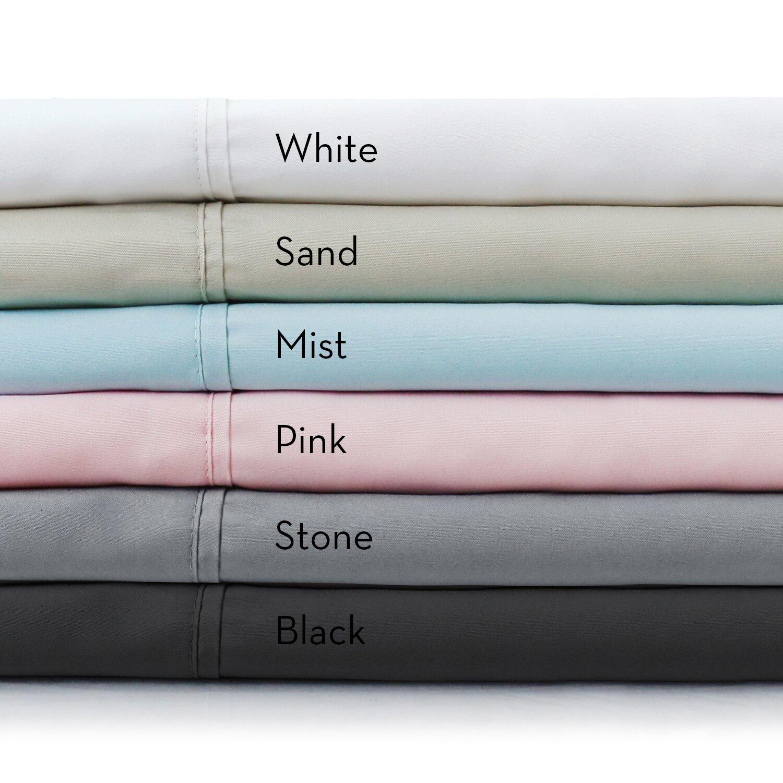 Malouf Brushed Bed Sheet Set amp Reviews Wayfair : Malouf Brushed Microfiber Bed Sheet Set MA90 from www.wayfair.com size 1500 x 1500 jpeg 367kB