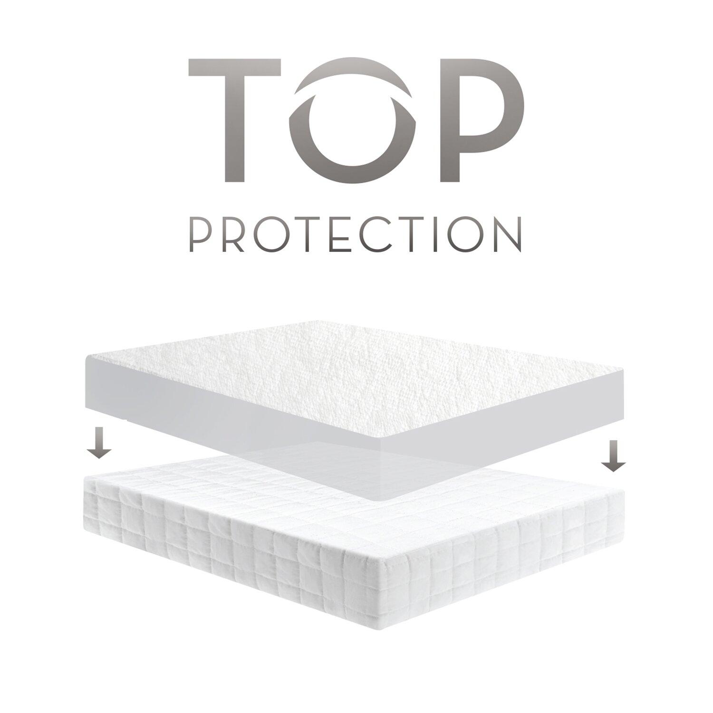 Malouf Sleep Tite Hypoallergenic Waterproof Mattress